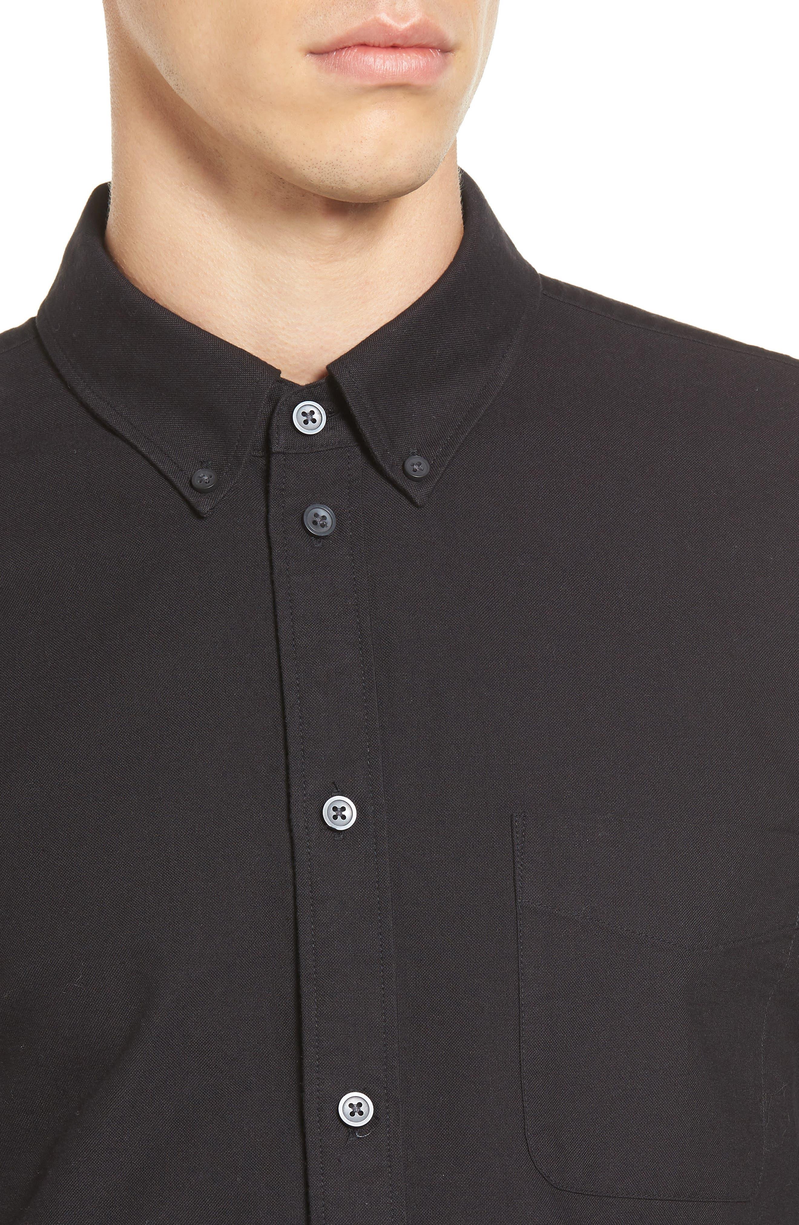 Alternate Image 4  - Everlane The Japanese Slim Fit Oxford Shirt