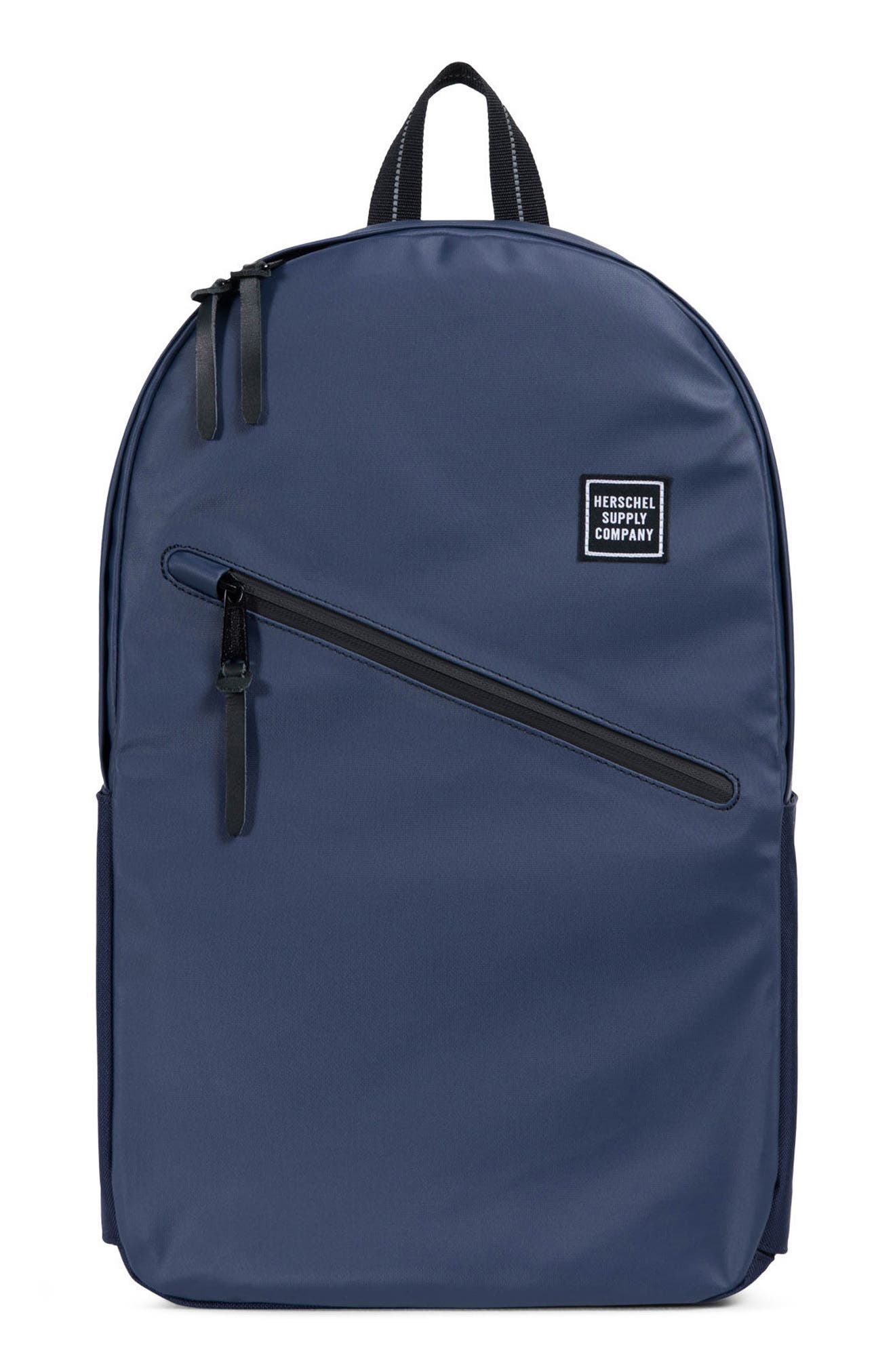 Parker Studio Collection Backpack,                             Main thumbnail 1, color,                             Peacoat/ Black