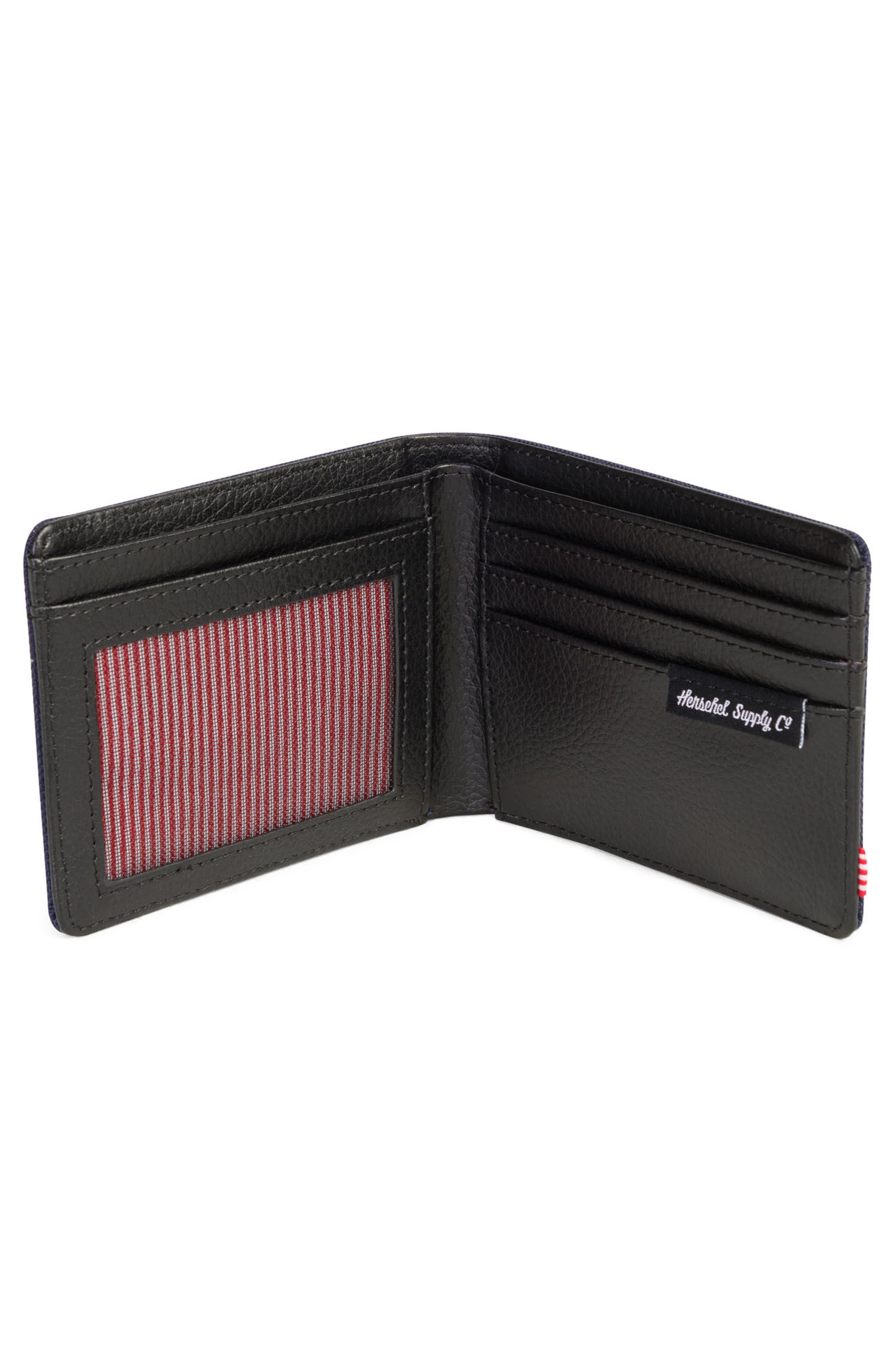 Alternate Image 2  - Herschel Supply Co. Hank RFID Bifold Wallet