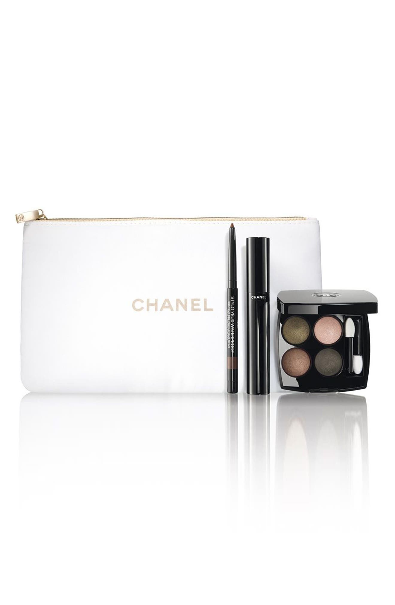 Alternate Image 1 Selected - CHANEL GO NEUTRAL  Eye Set (Limited Edition)