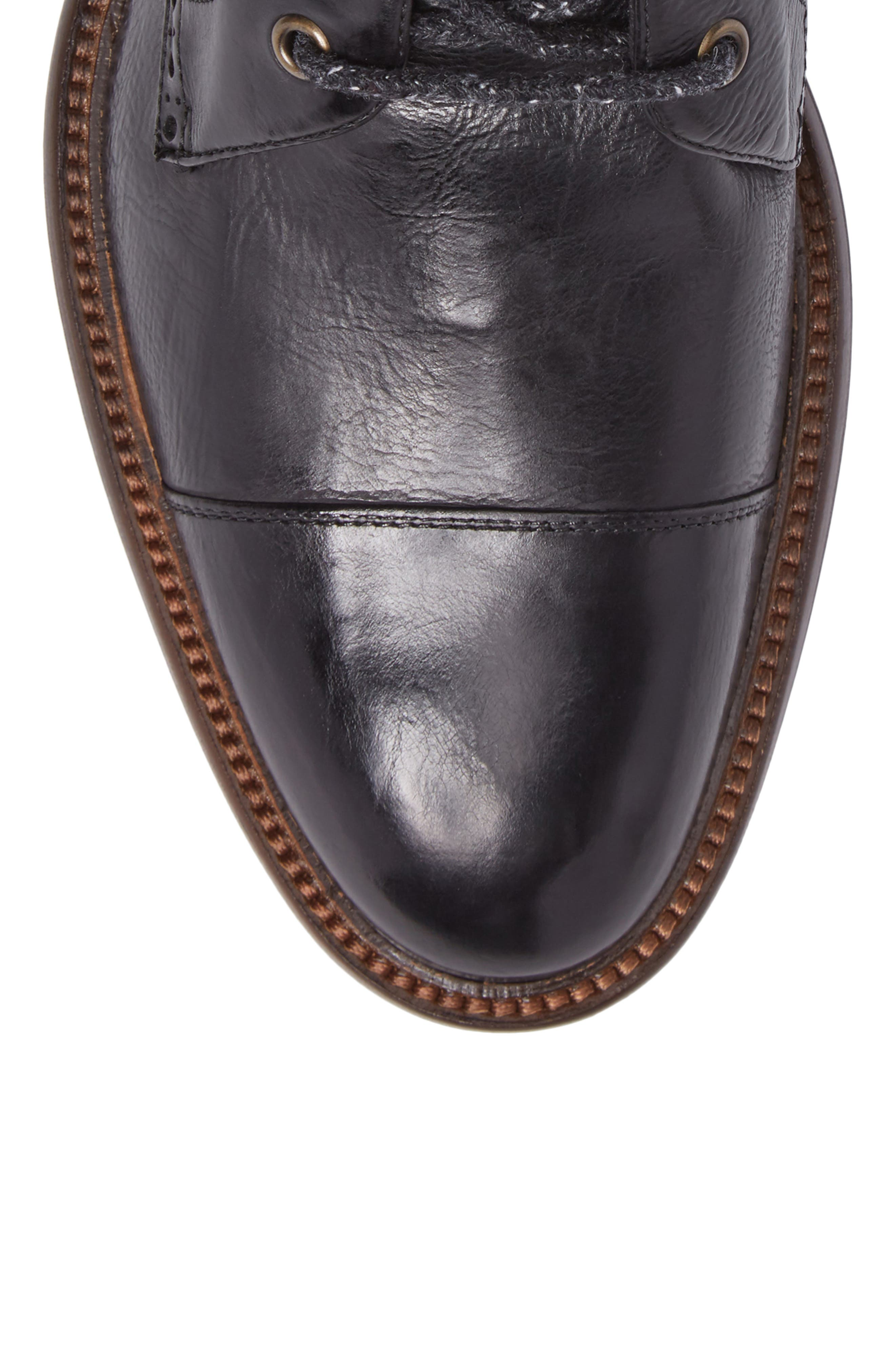 Alternate Image 5  - J&M 1850 Bryson Cap Toe Boot (Men)