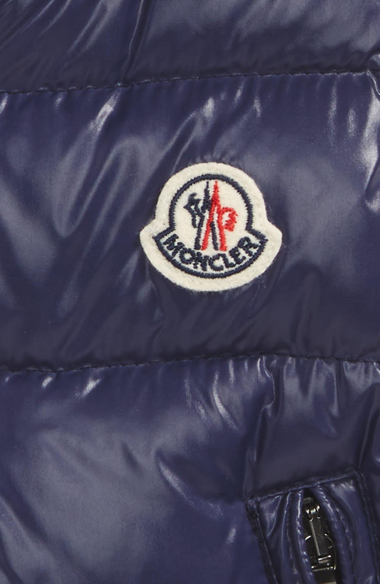 Bernard Water-Resistant Down Puffer Vest,                             Alternate thumbnail 2, color,                             764 Blue