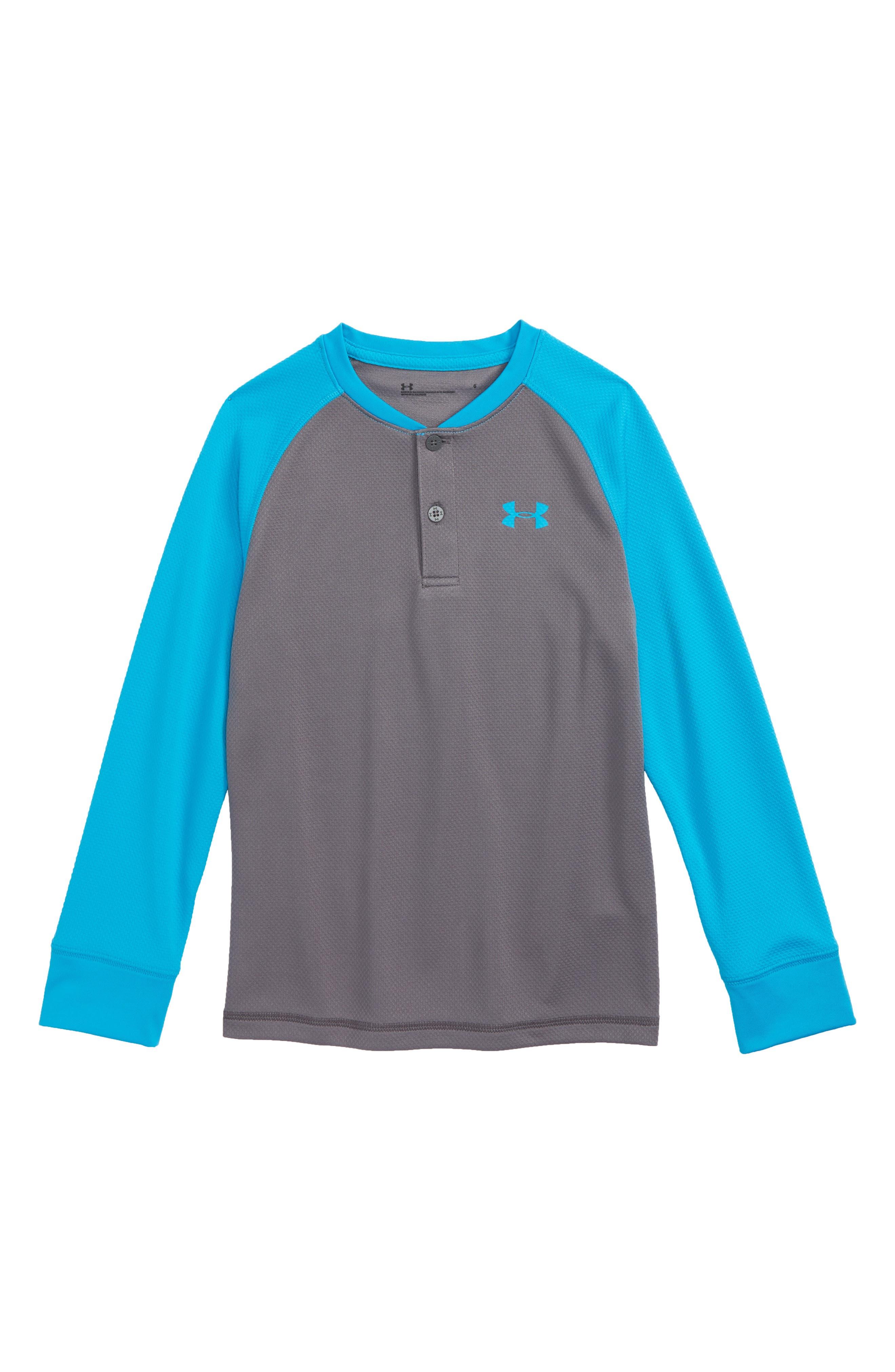 Under Armour Henley T-Shirt (Toddler Boys & Little Boys)