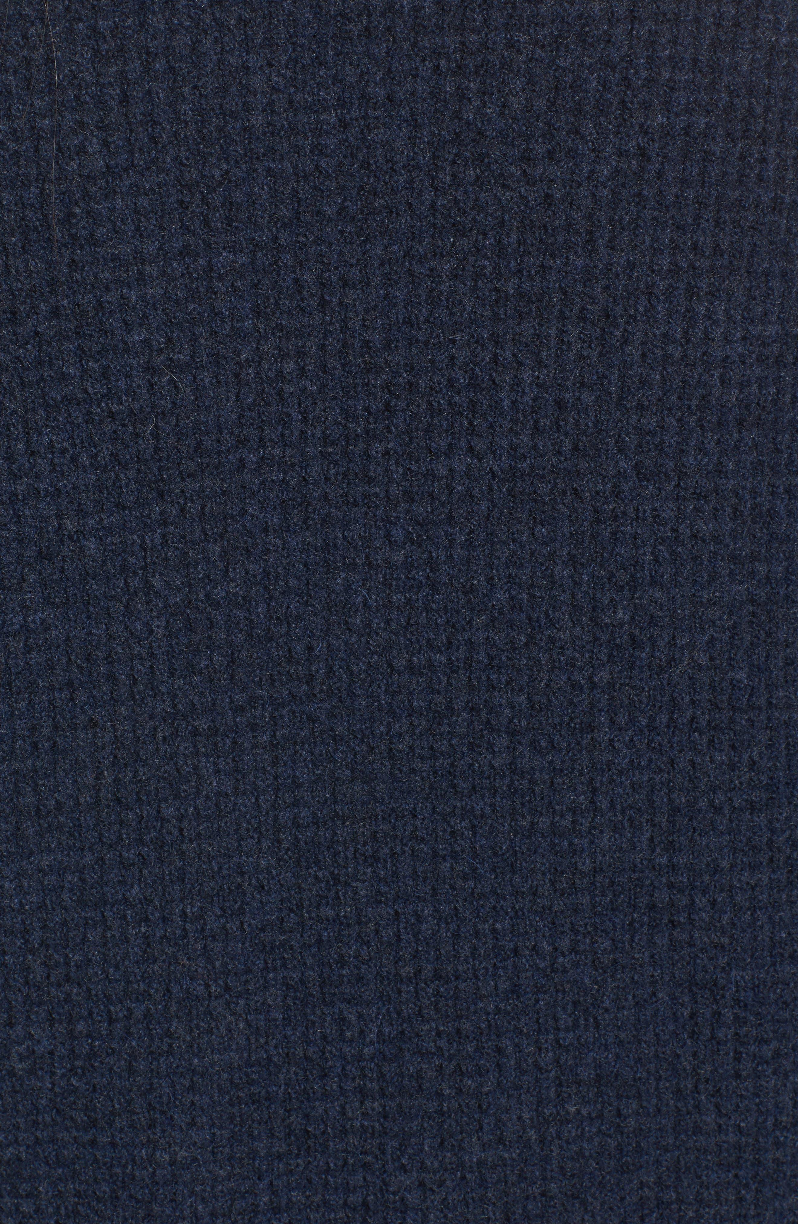 Alternate Image 5  - Madewell Waffle Stitch Cardigan Sweater