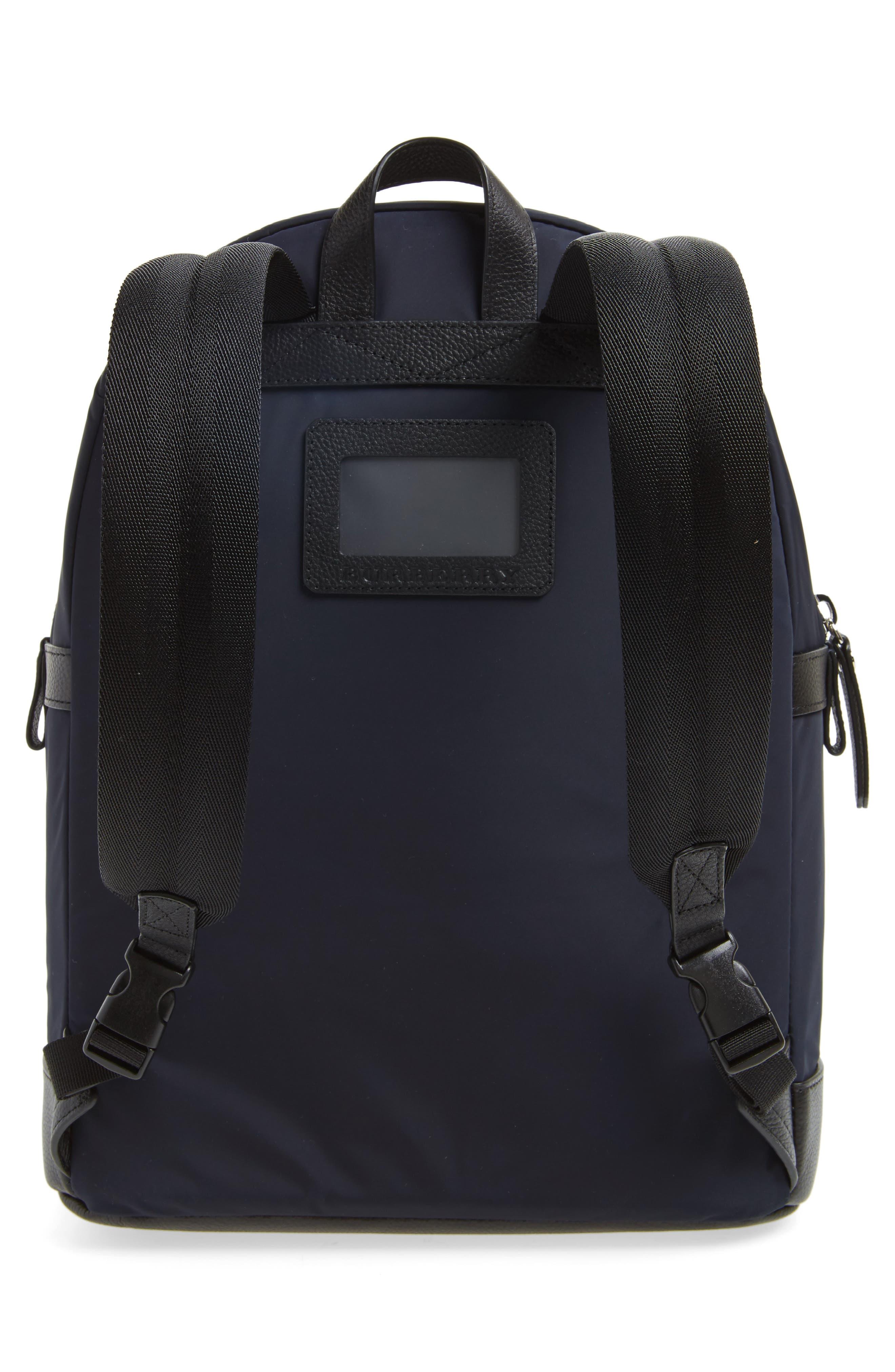 Nico London Backpack,                             Alternate thumbnail 2, color,                             Ink
