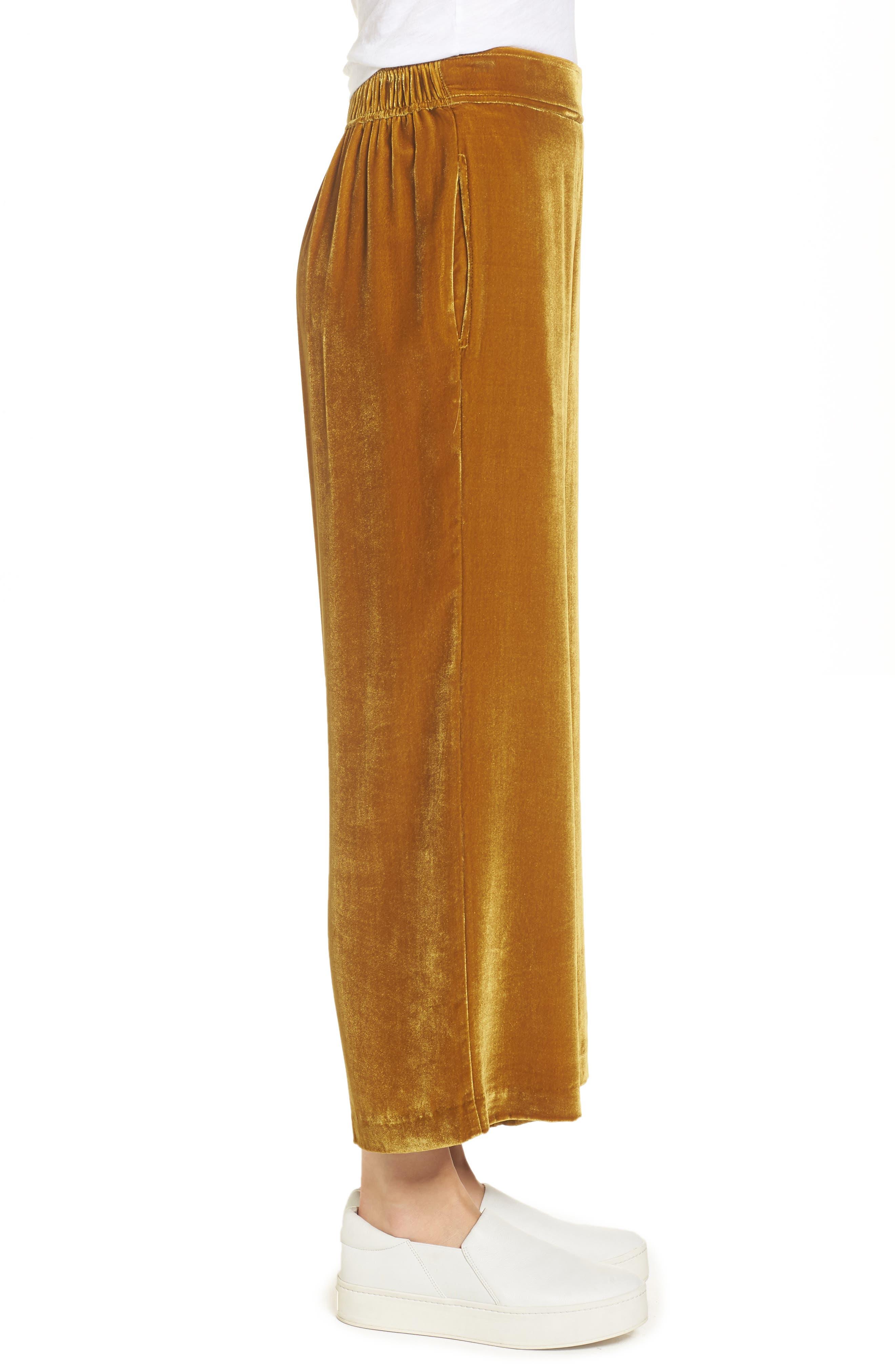 Alternate Image 3  - Madewell Velvet Pants