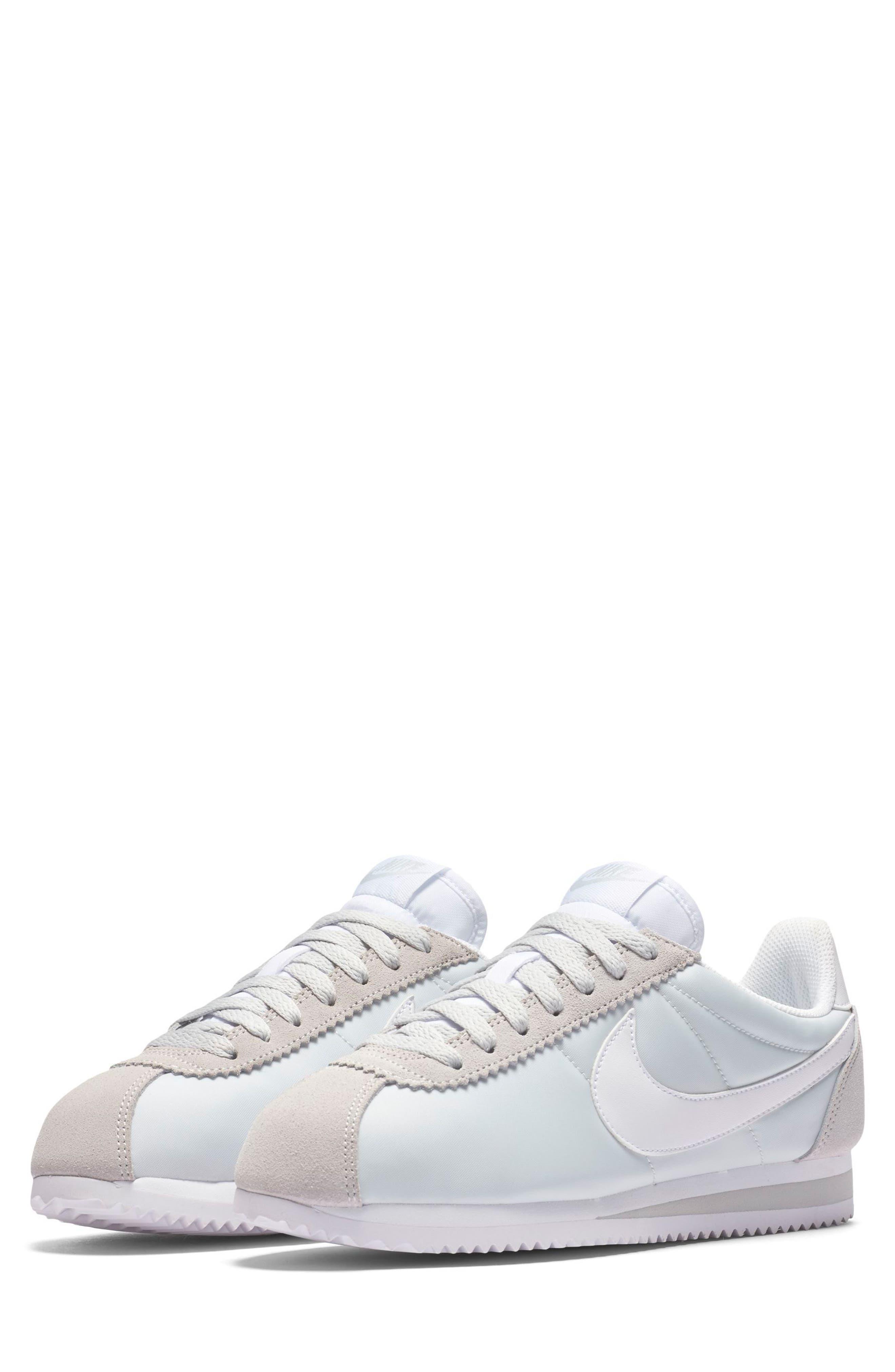 Nike Classic Cortez Nylon Sneaker (Women)