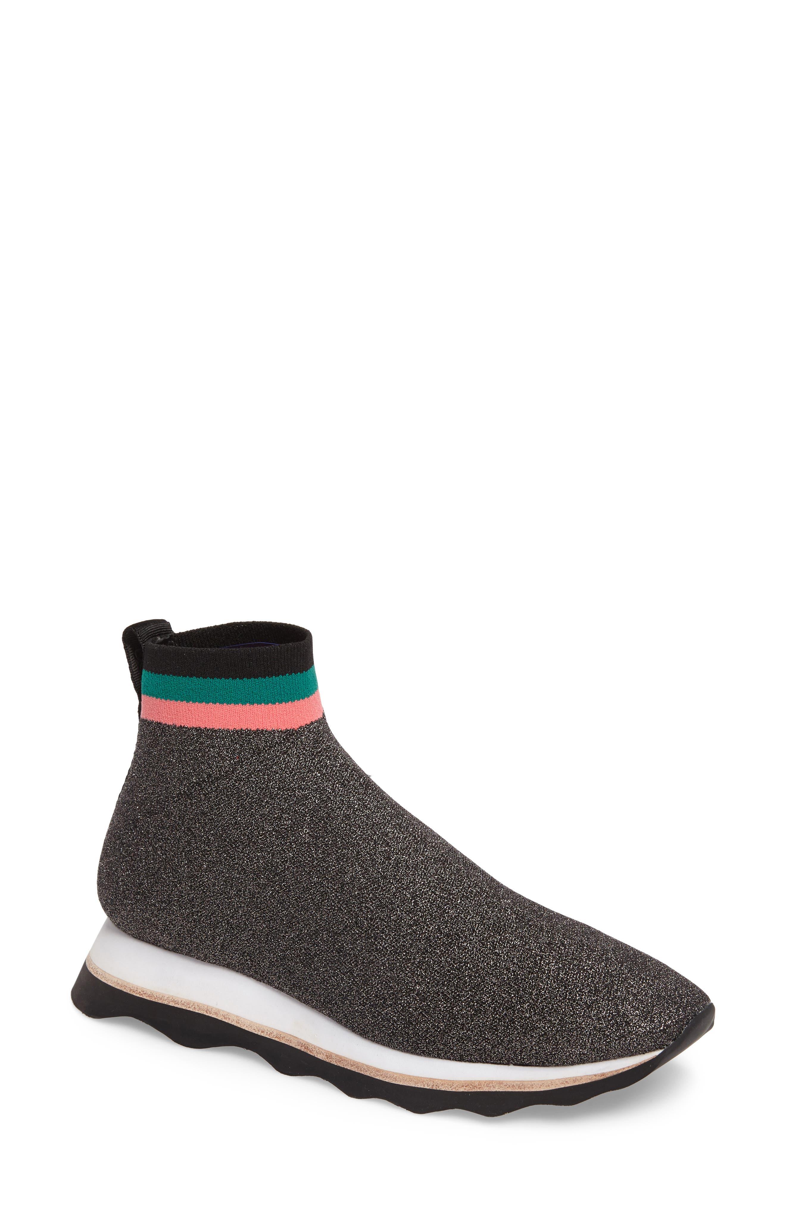 Loeffler Randall Scout Sock Sneaker (Women)