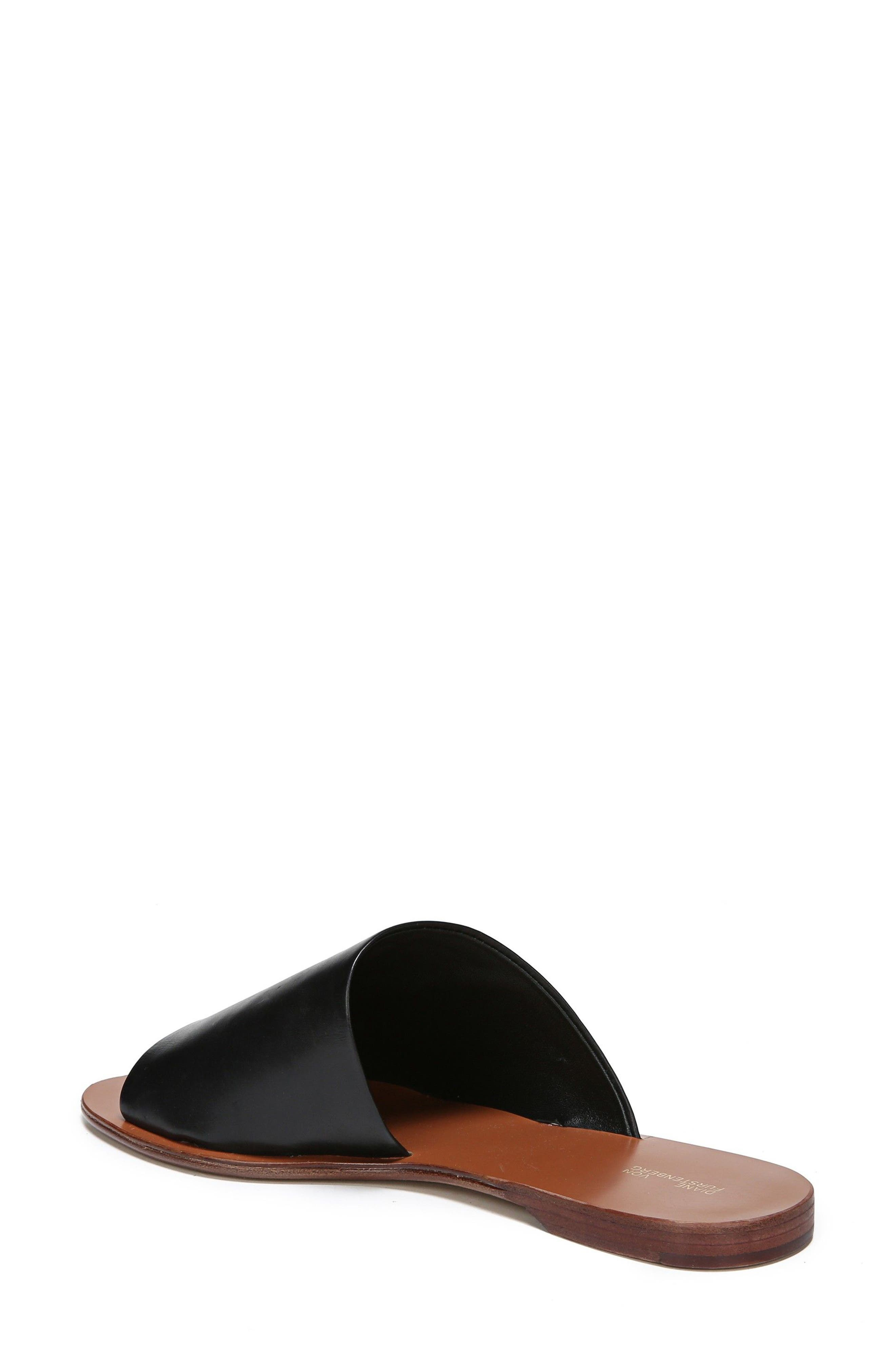 Barrett Slide Sandal,                             Alternate thumbnail 3, color,                             Black