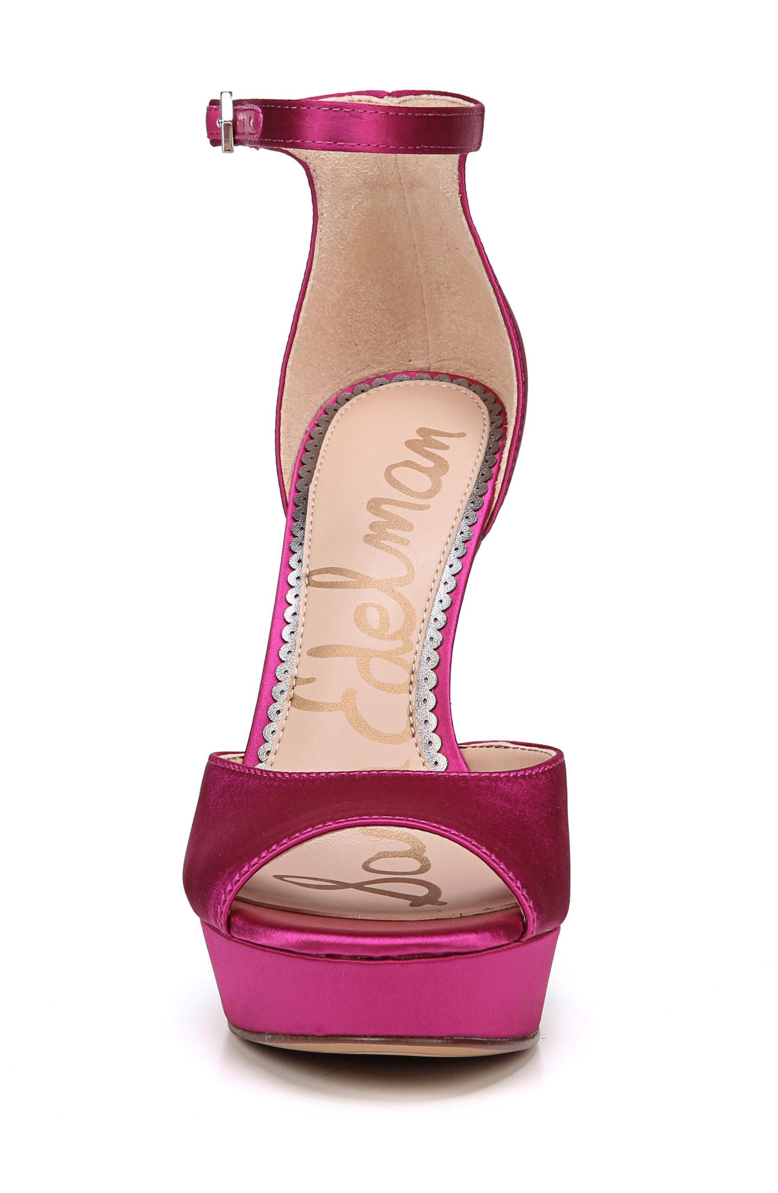 Alternate Image 4  - Sam Edelman Wallace Platform Sandal (Women)