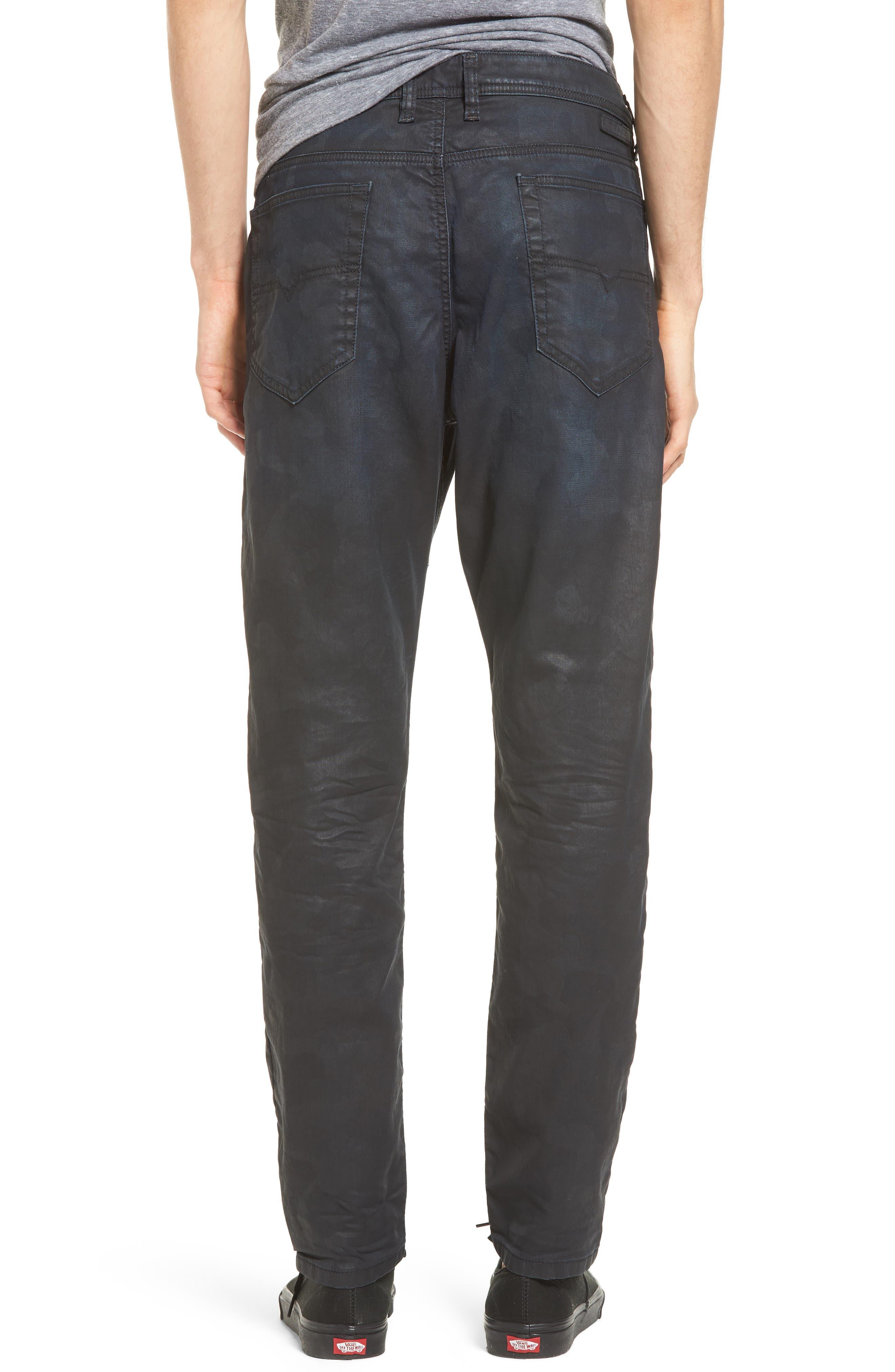 Alternate Image 2  - DIESEL® Narrot Slouchy Skinny Fit Jeans