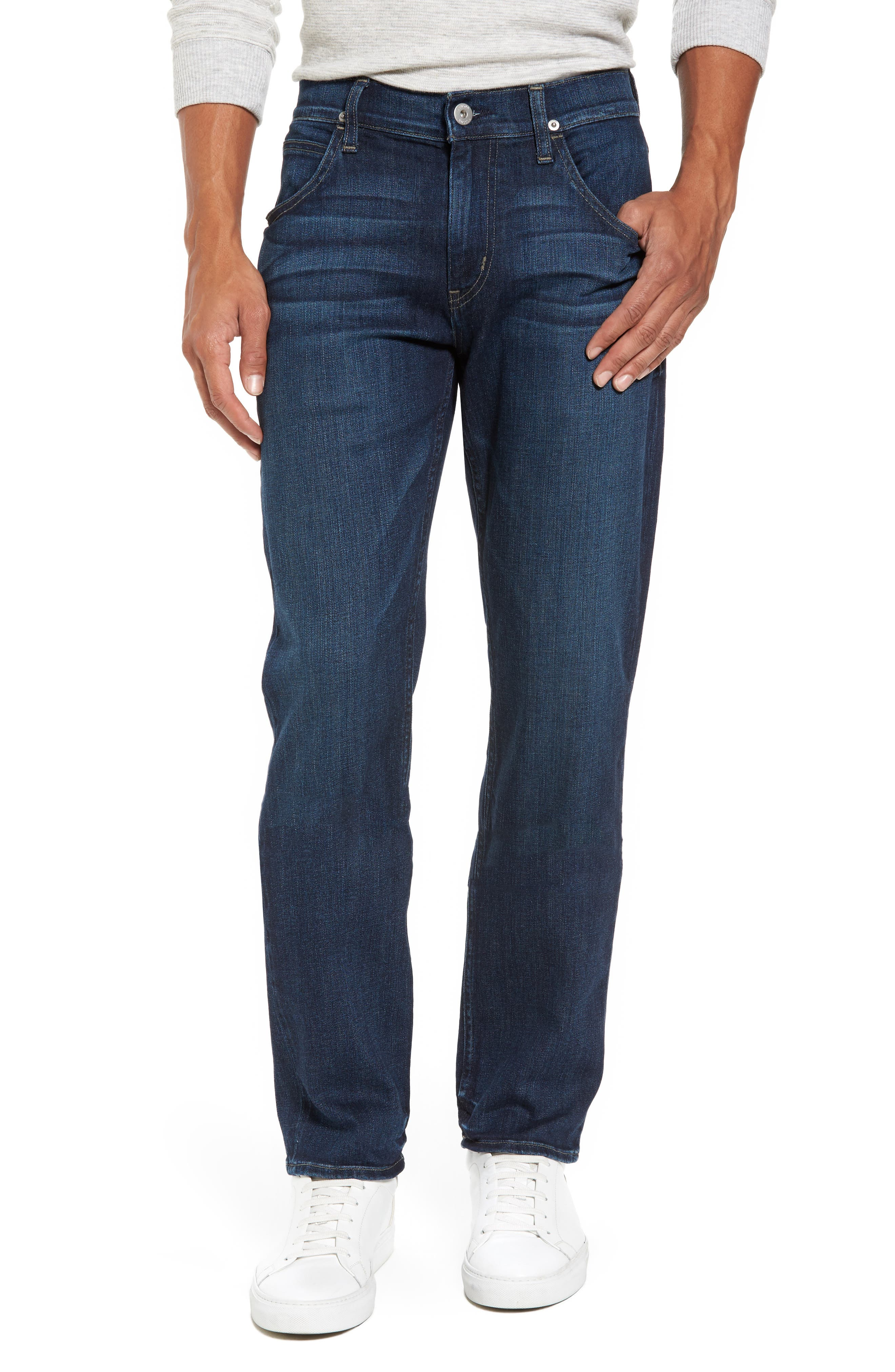 Alternate Image 1 Selected - Hudson Jeans Blake Slim Fit Jeans (Calloway)