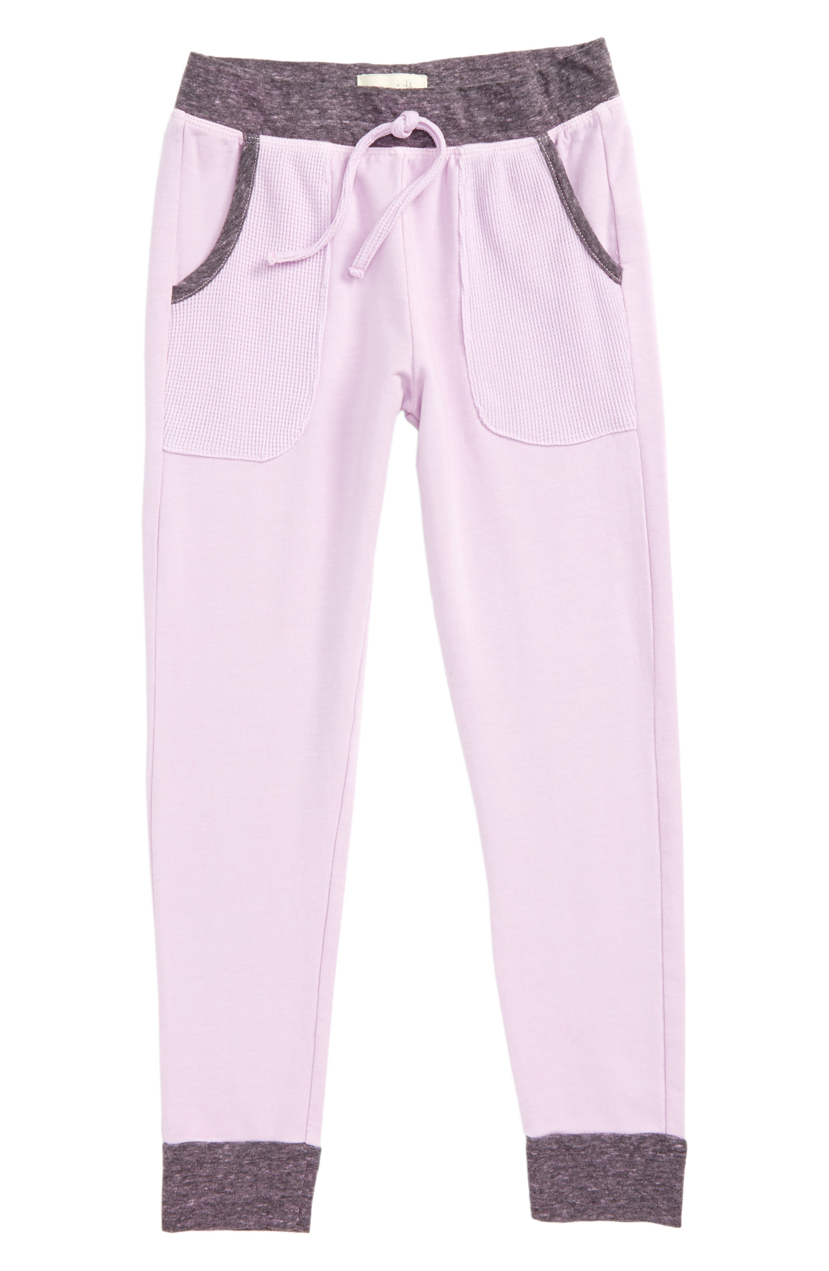Miki Miette Haydon Jogger Pants (Little Girls & Toddler Girls)