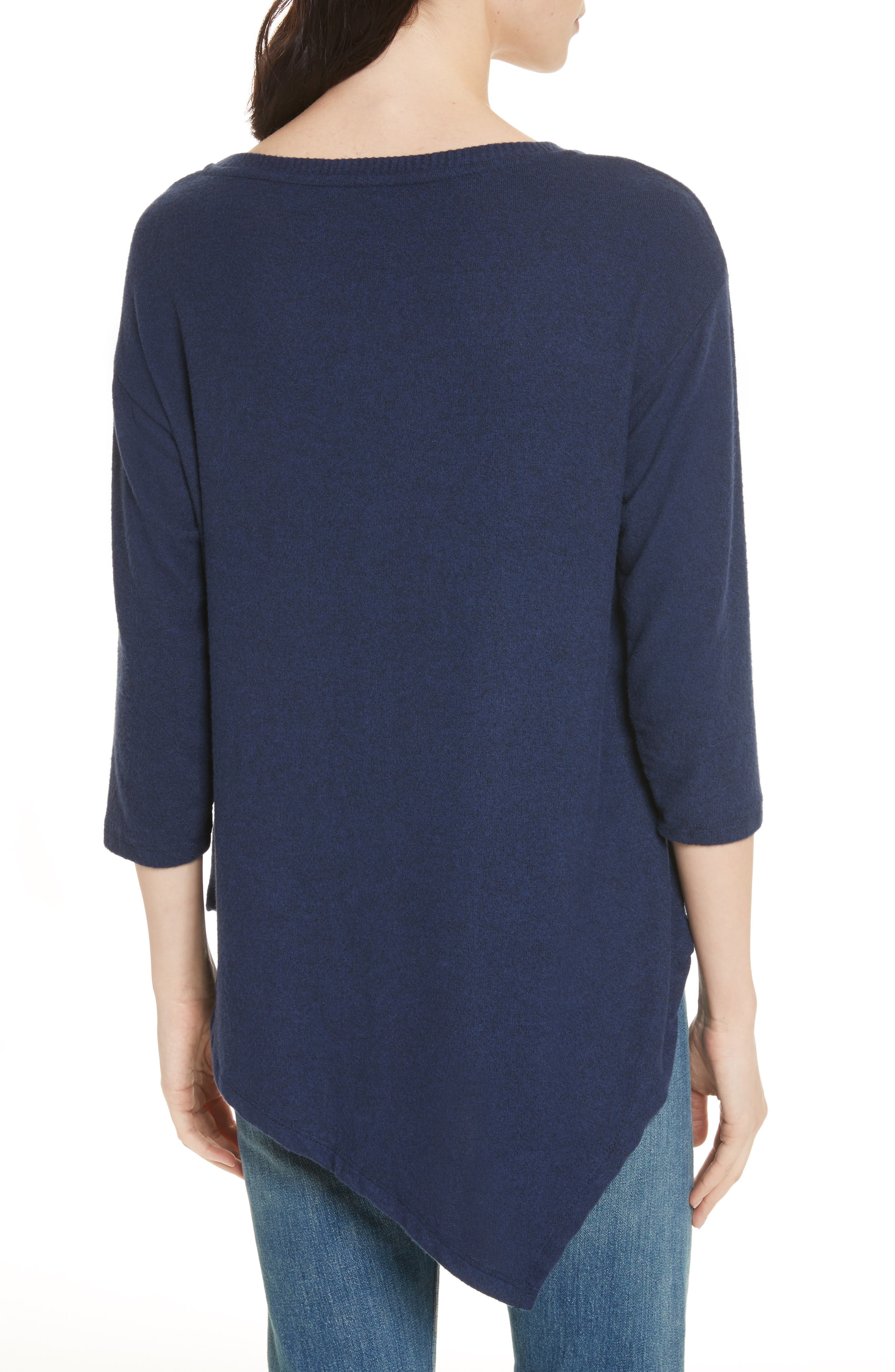 Alternate Image 2  - Soft Joie Tammy Asymmetrical Sweater