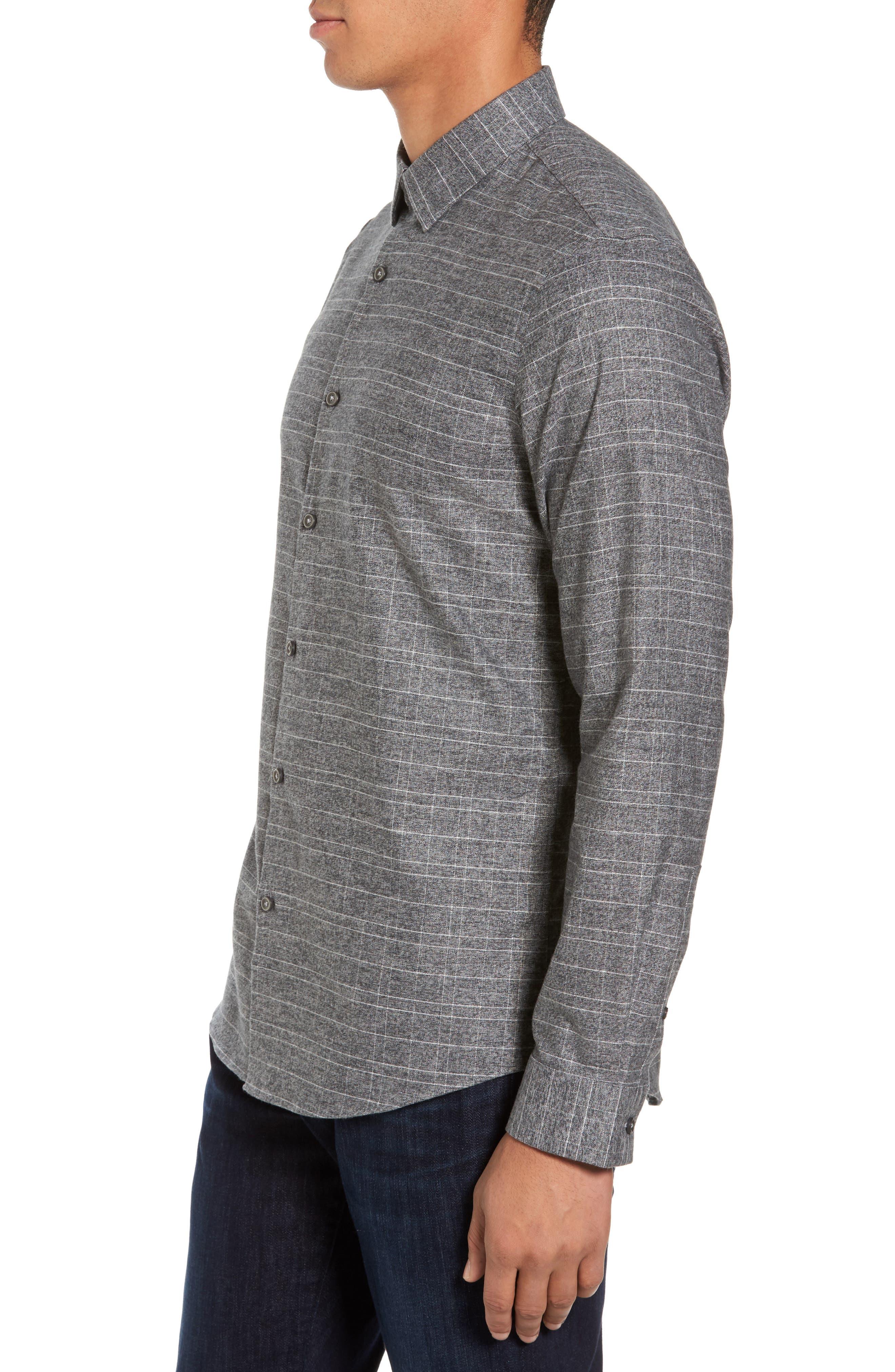 Alternate Image 3  - Calibrate Trim Fit Check Sport Shirt