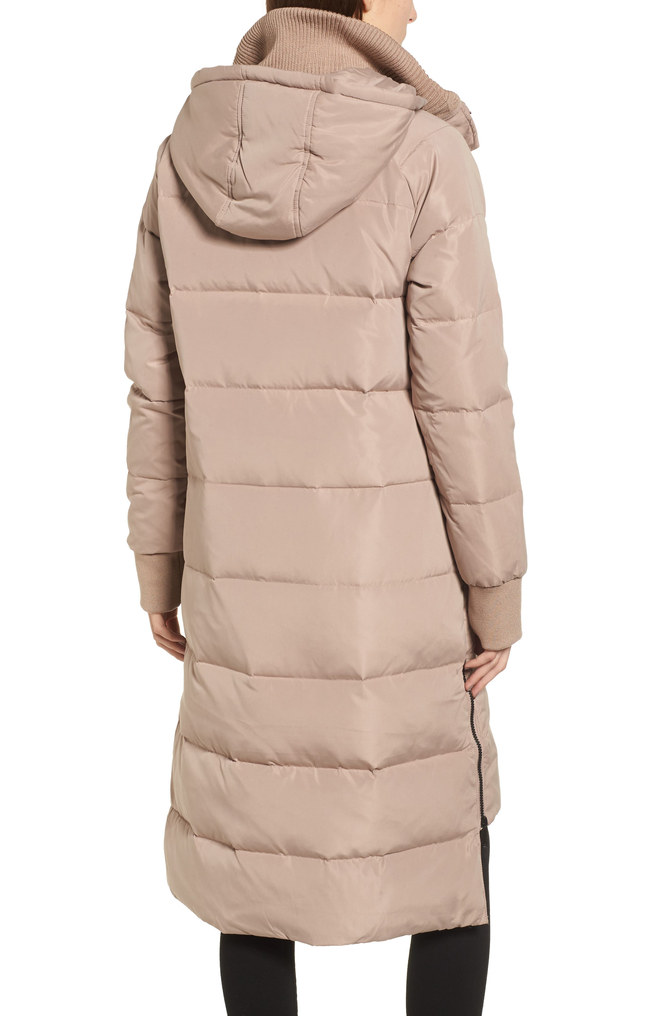 Alternate Image 3  - BCBGeneration Down & Feather Fill Puffer Jacket