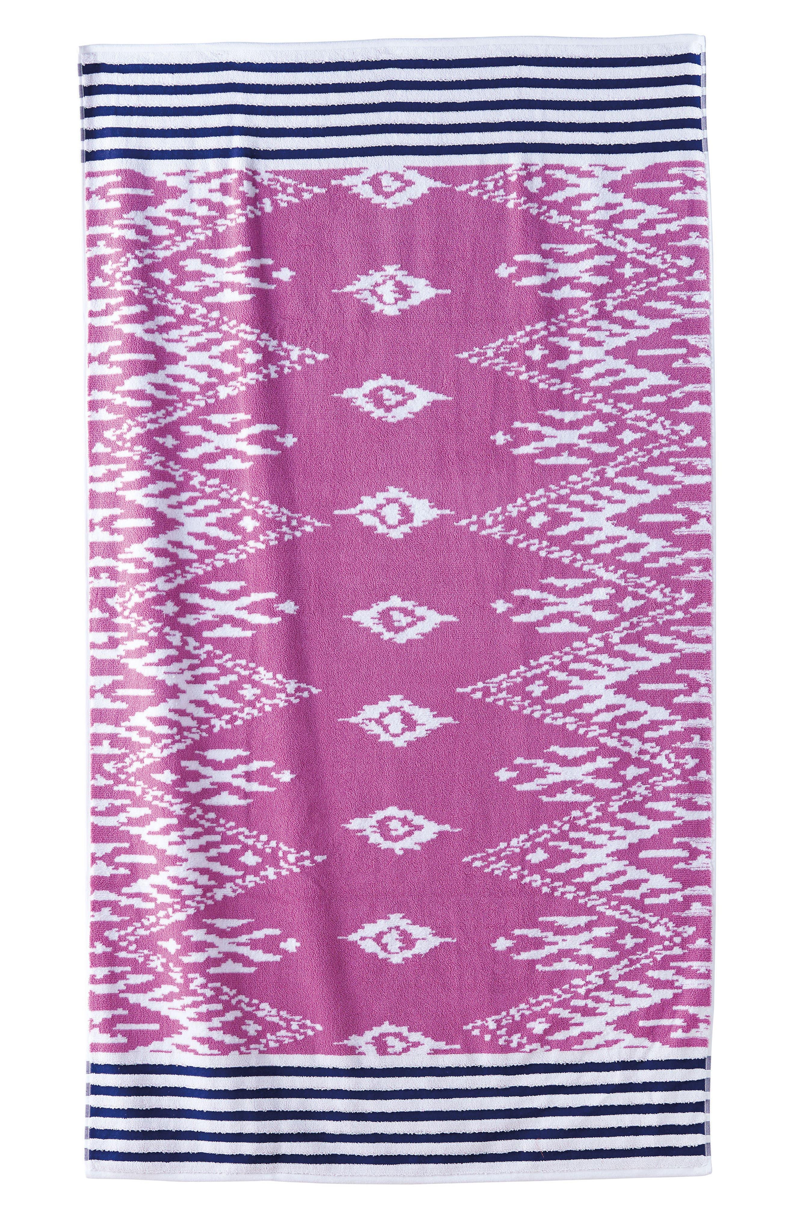 Dita Resort Towel,                         Main,                         color, Lotus