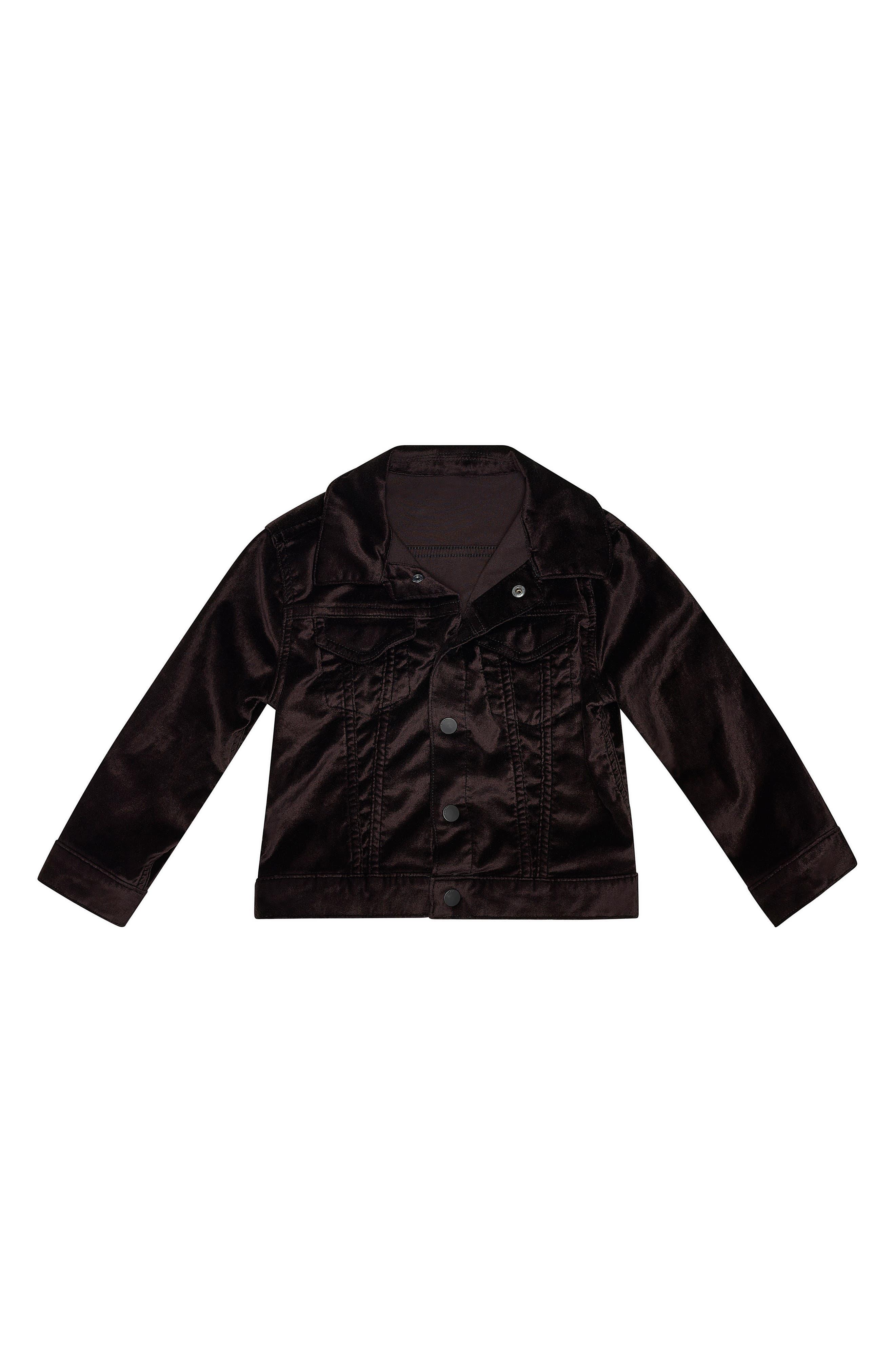 Manning Velvet Jacket,                             Main thumbnail 1, color,                             Holly