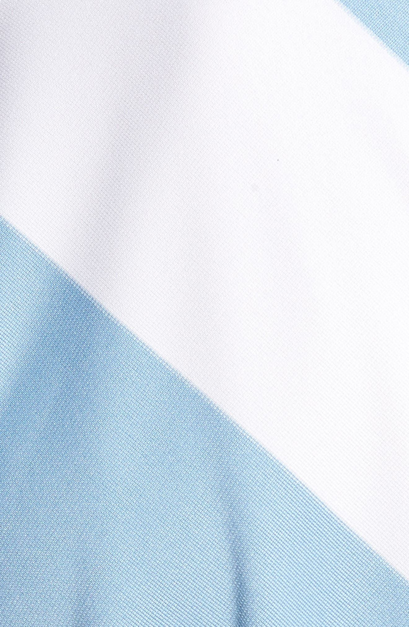 Originals Rival Goalie T-Shirt,                             Alternate thumbnail 5, color,                             Ash Grey/ White