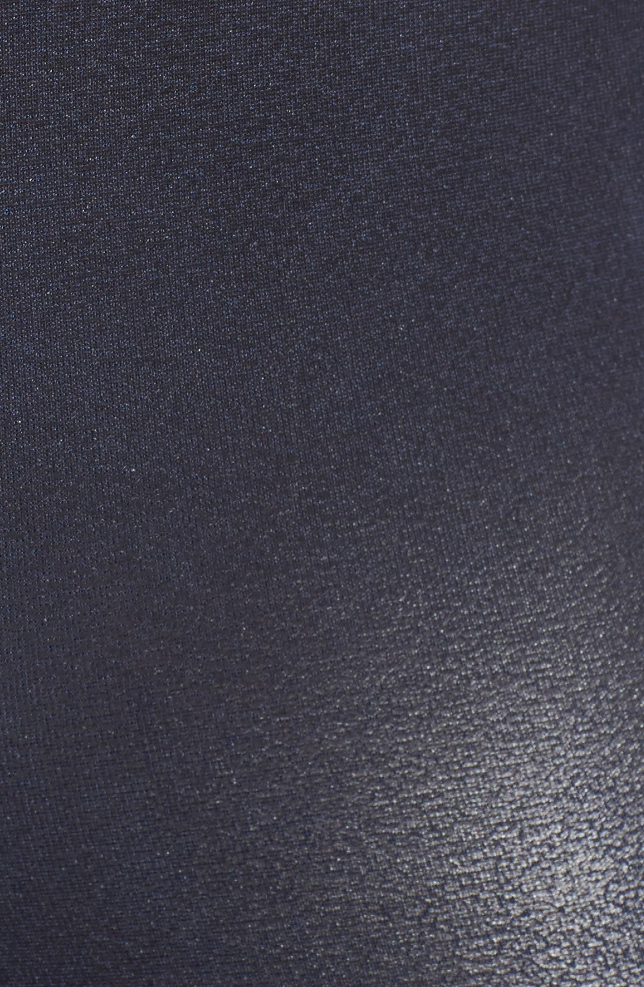 Alternate Image 5  - SPANX® Faux Leather Leggings
