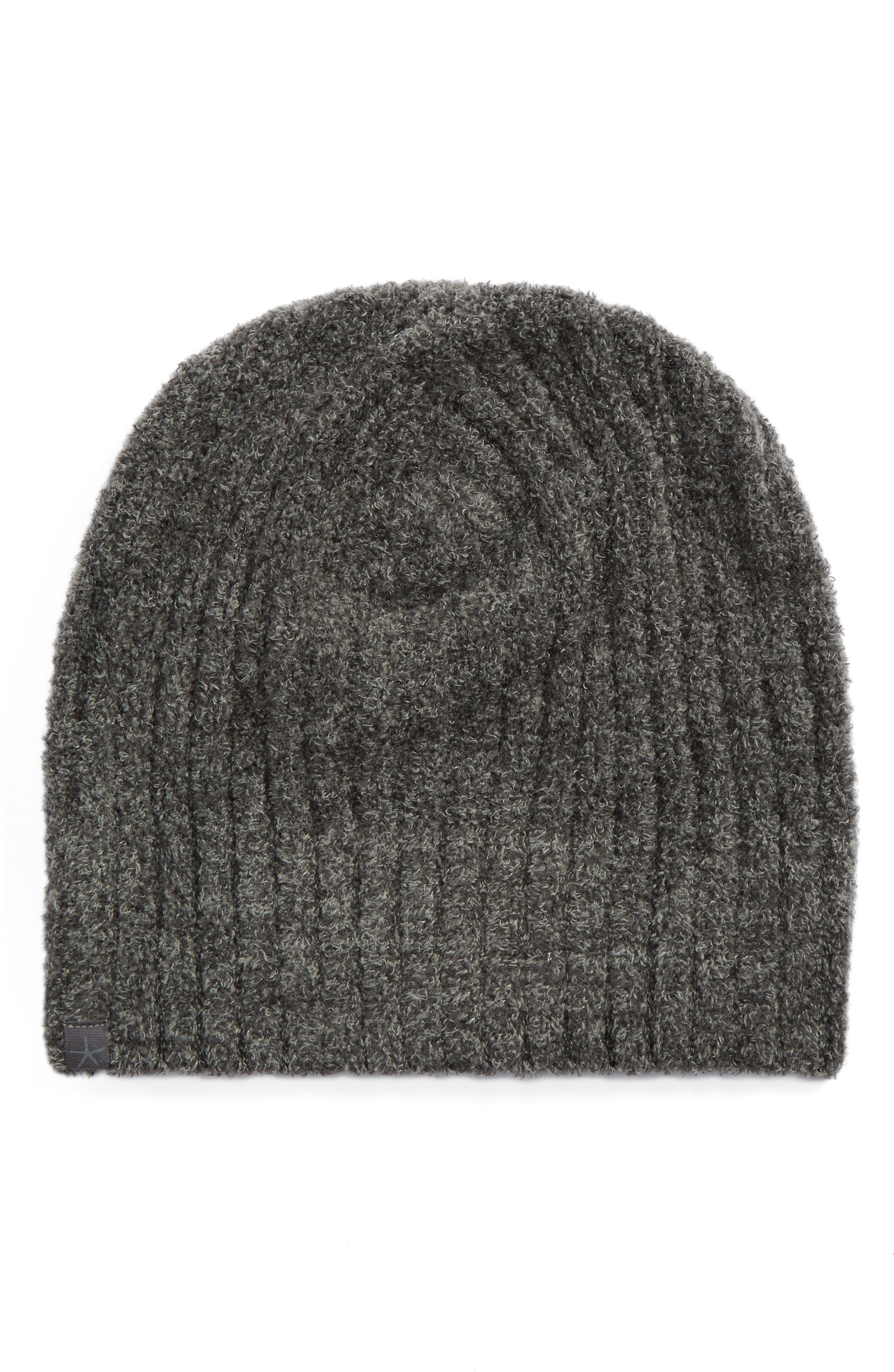 Barefoot Dreams® Circle Ribbed Beanie
