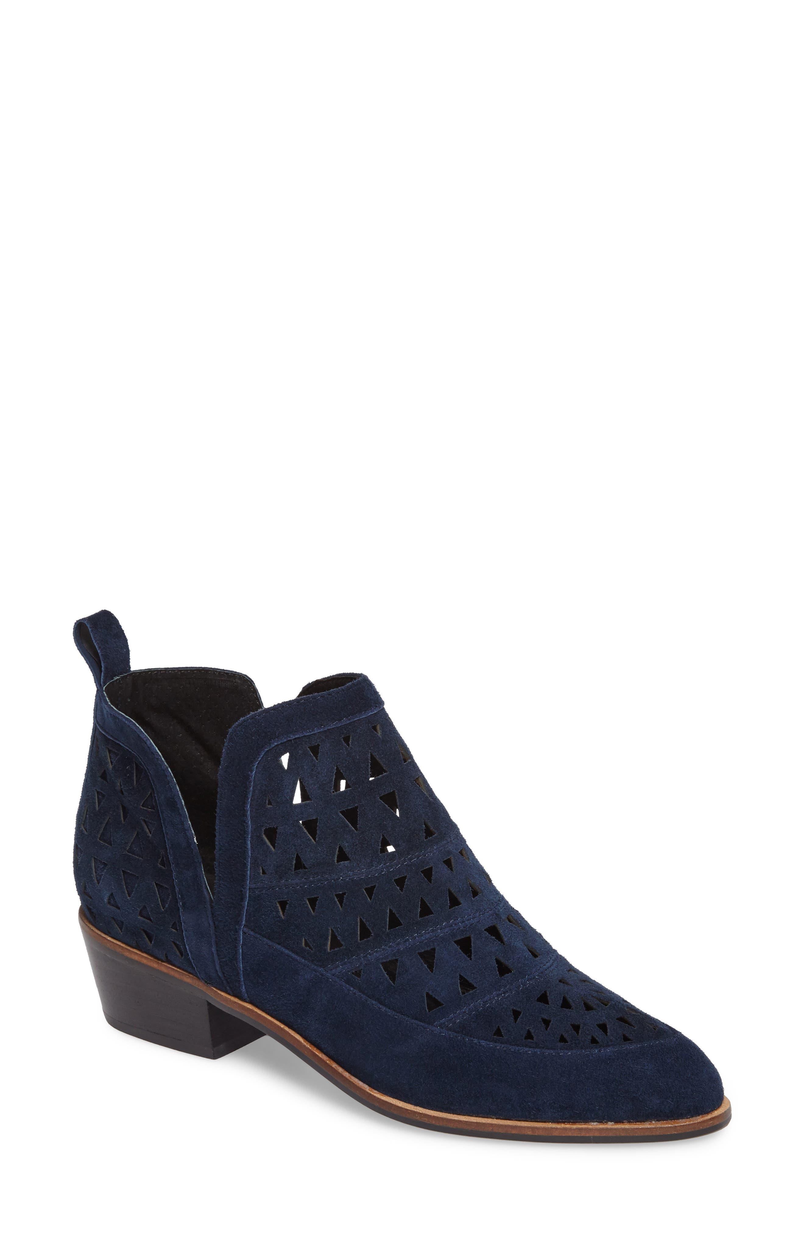 Alternate Image 1 Selected - Cecelia New York Catherine Cutout Bootie (Women)