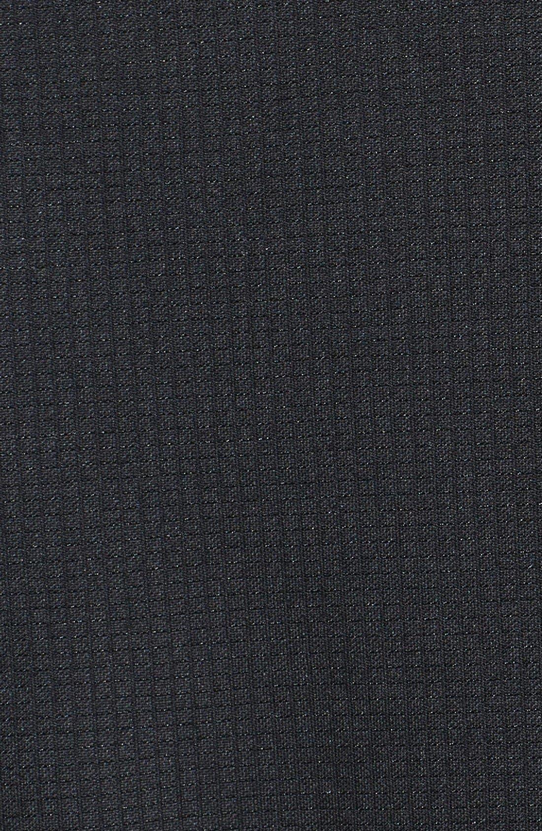 Atlanta Falcons - Genre DryTec Moisture Wicking Polo,                             Alternate thumbnail 3, color,                             Black
