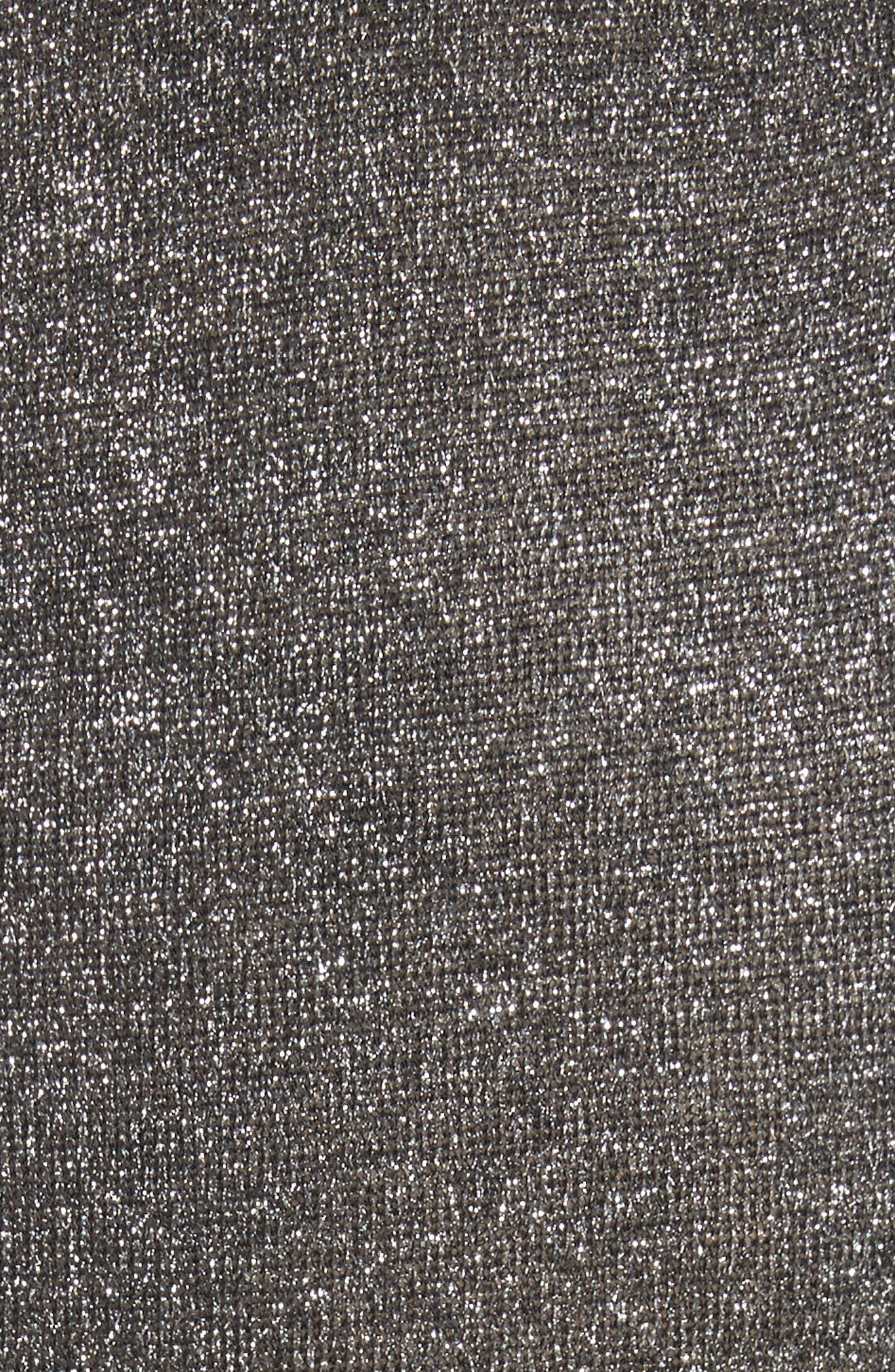 Alternate Image 5  - kate spade new york metallic knot sweater dress