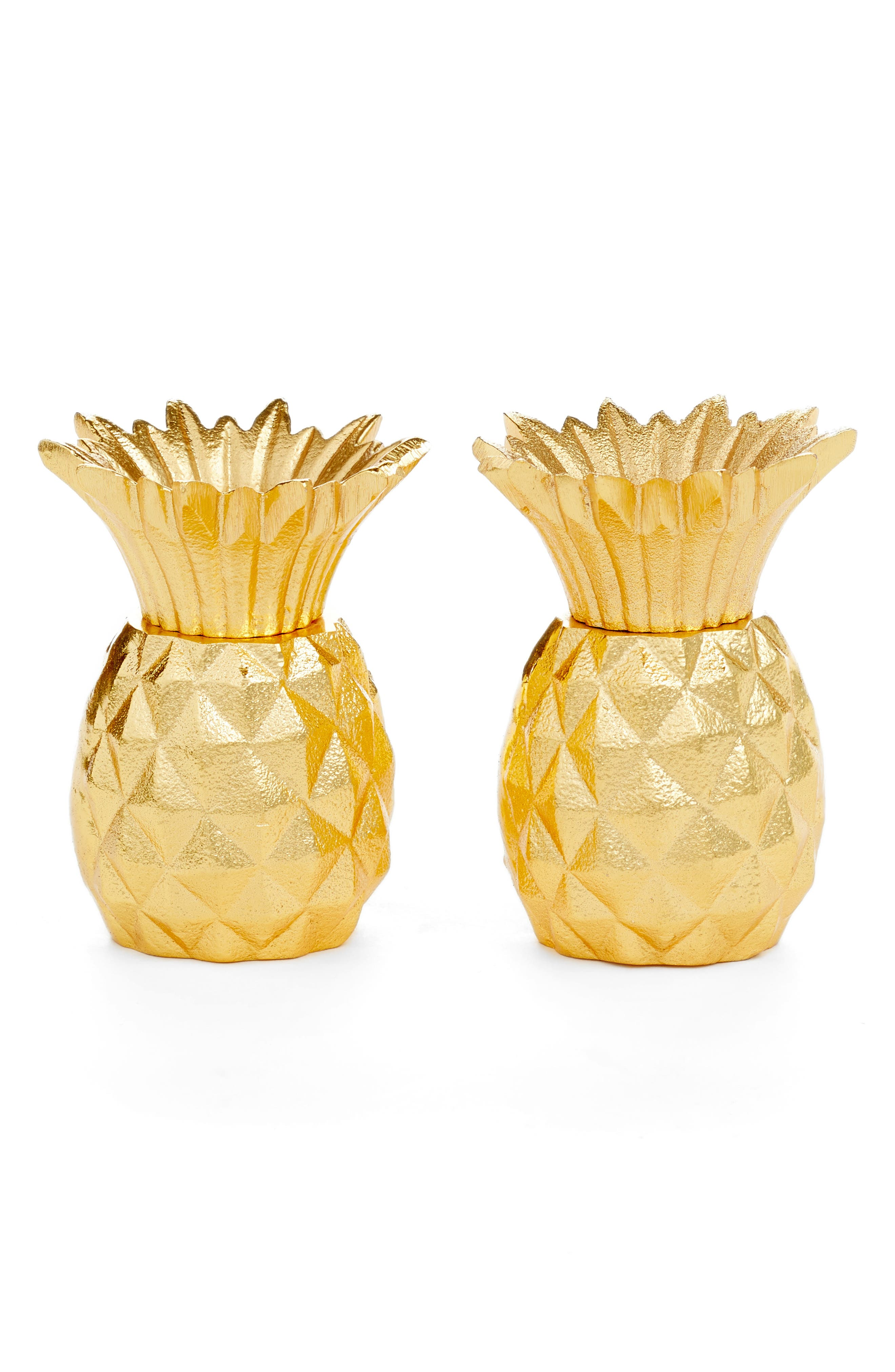 Nordstrom at Home Pineapple Salt & Pepper Shaker Set