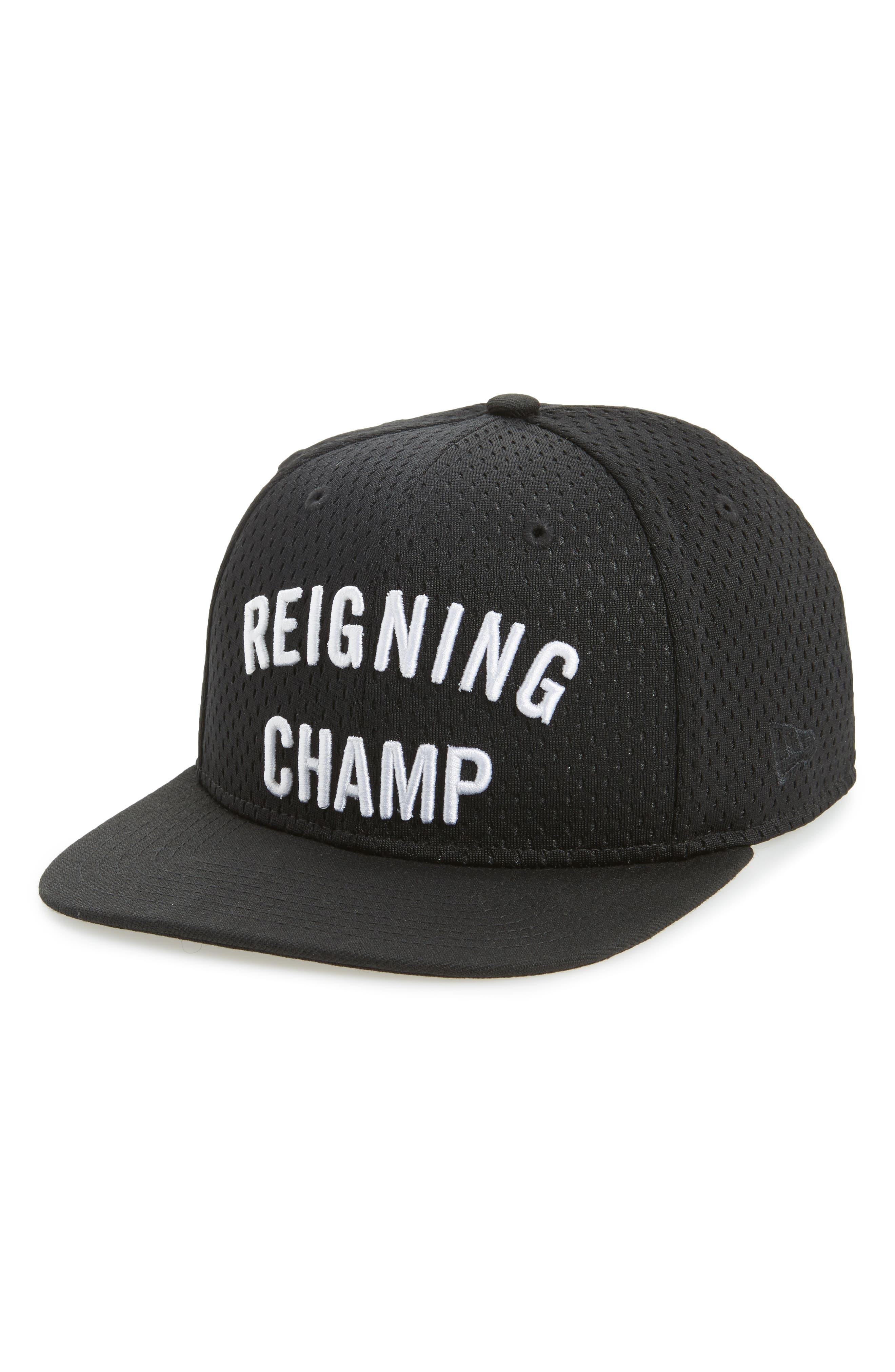 Main Image - Reigning Champ Snapback Baseball Cap