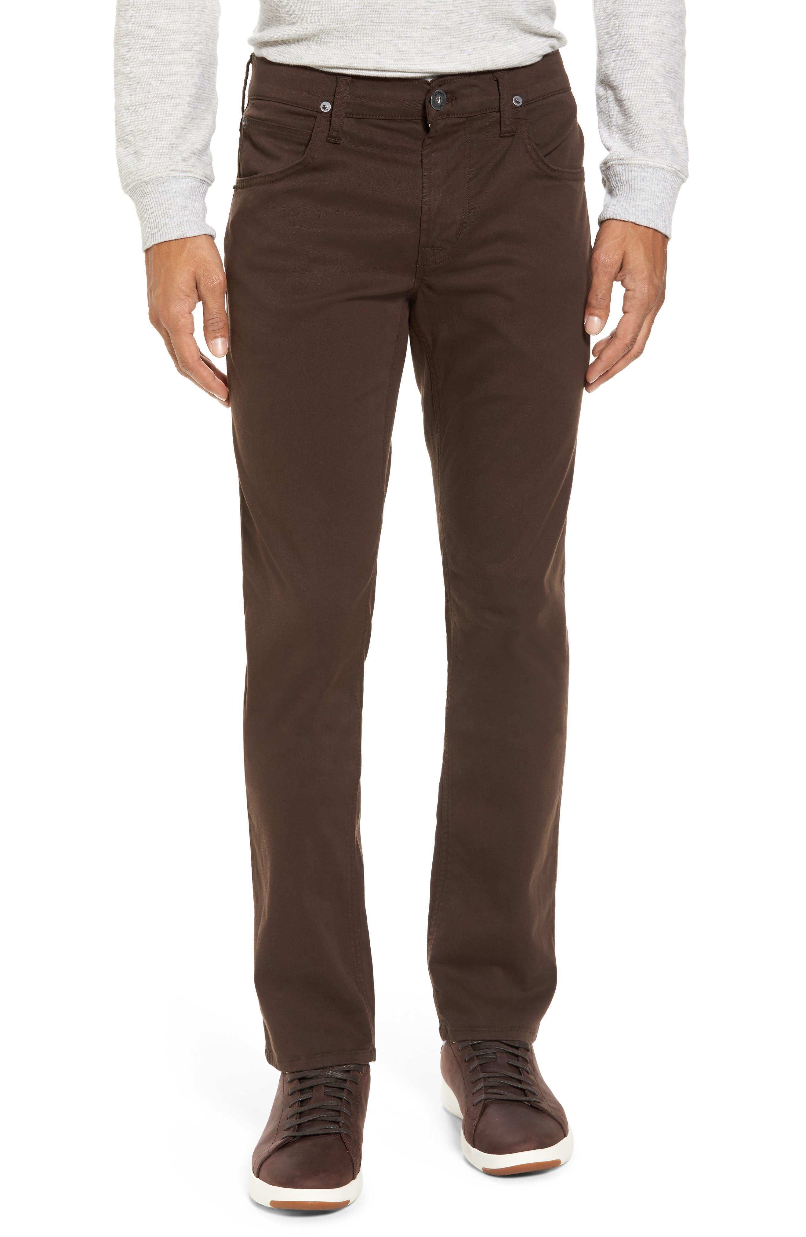 Main Image - Hudson Jeans Blake Slim Fit Jeans (Brew)