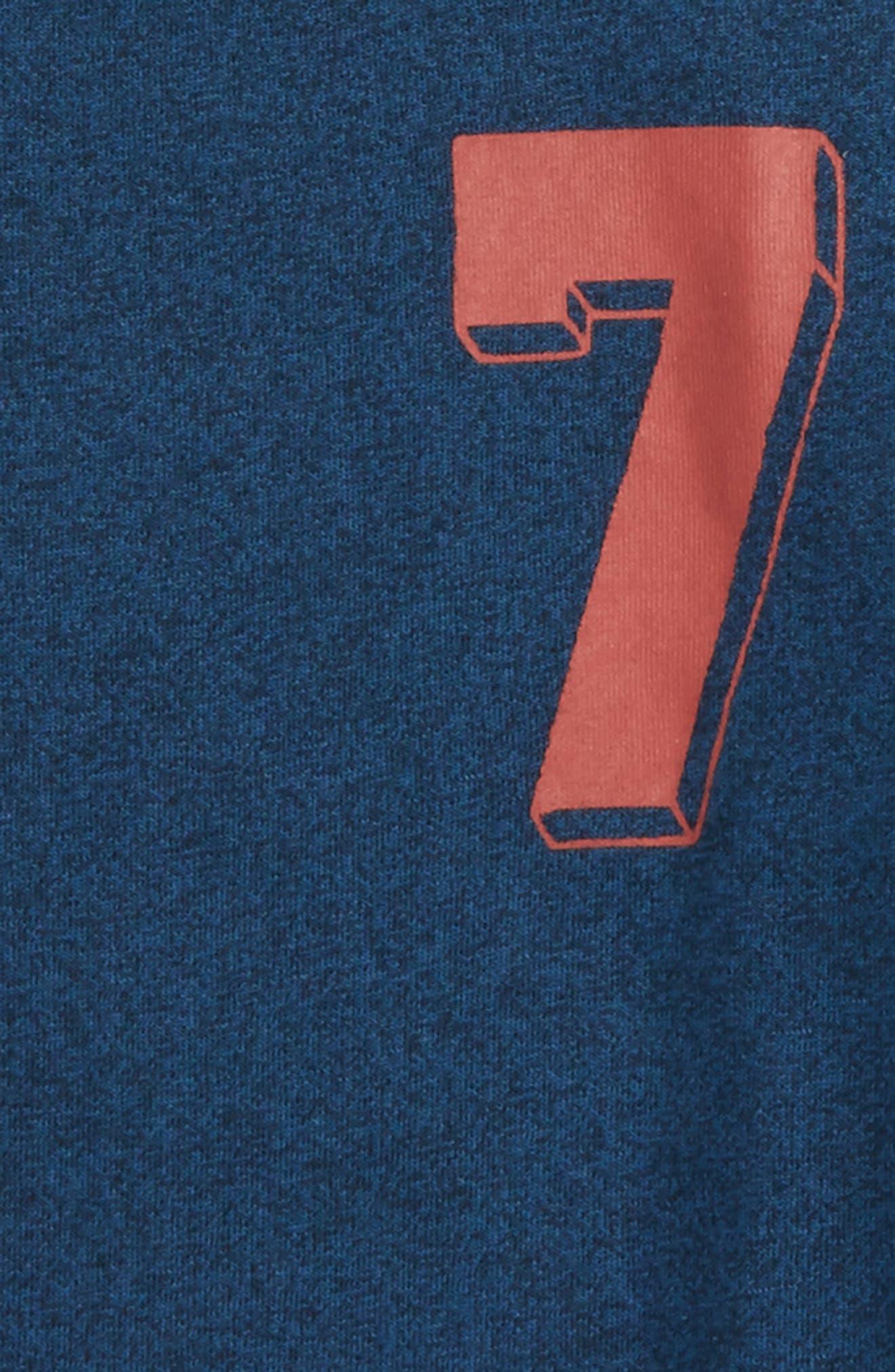 Alternate Image 2  - Tucker + Tate Pieced Sleeve T-Shirt (Toddler Boys & Little Boys)