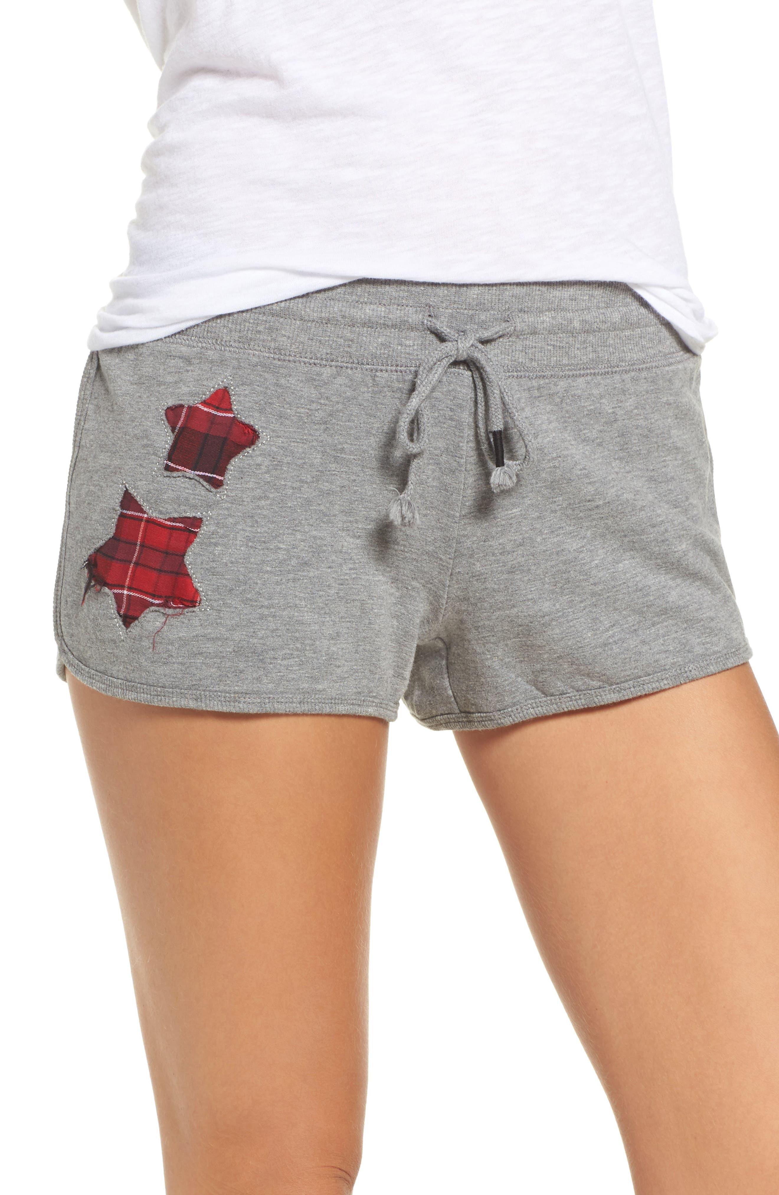 Alternate Image 1 Selected - COZY ZOE Lounge Shorts