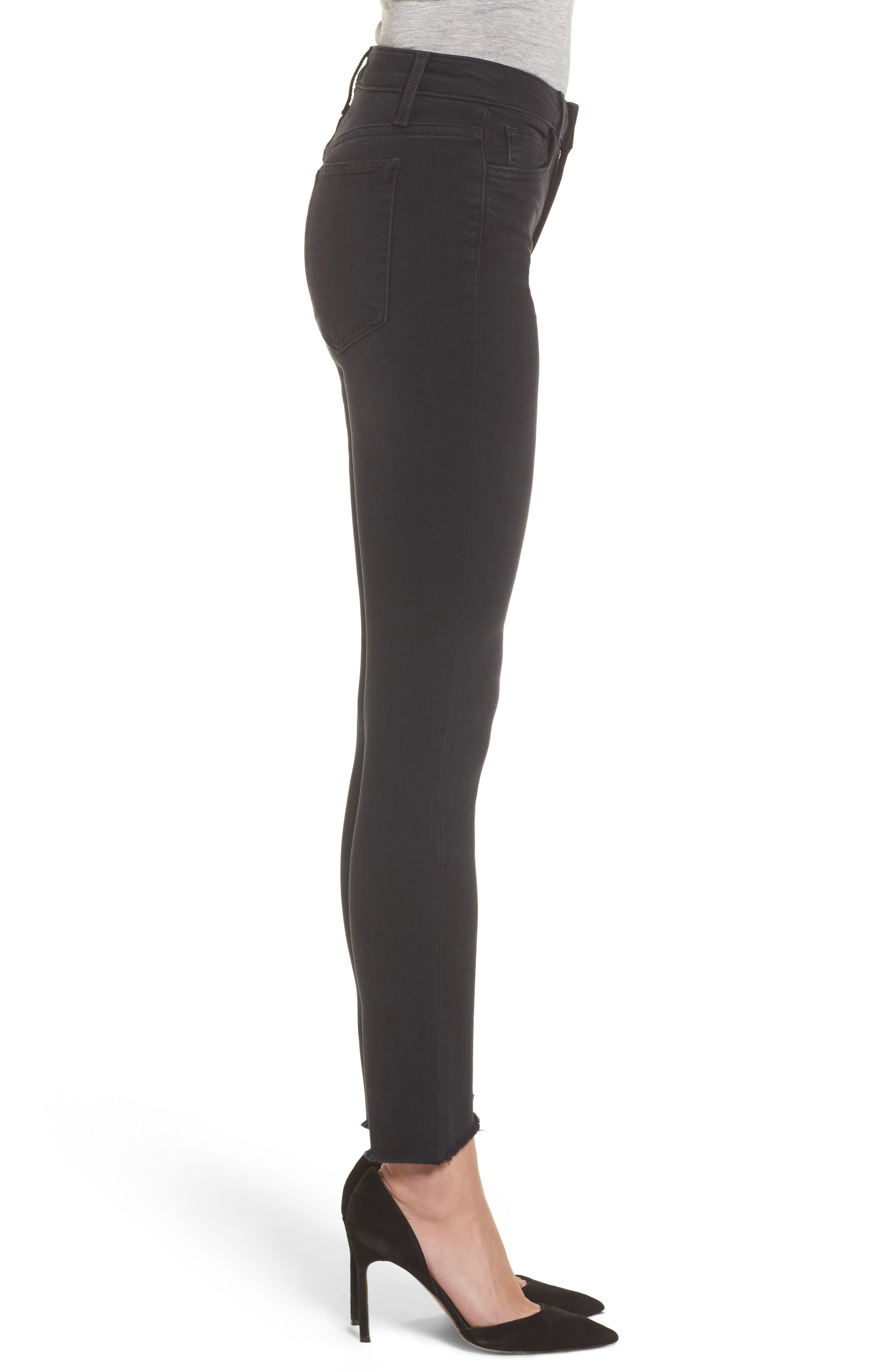 Icon Ankle Skinny Jeans,                             Alternate thumbnail 4, color,                             Iman