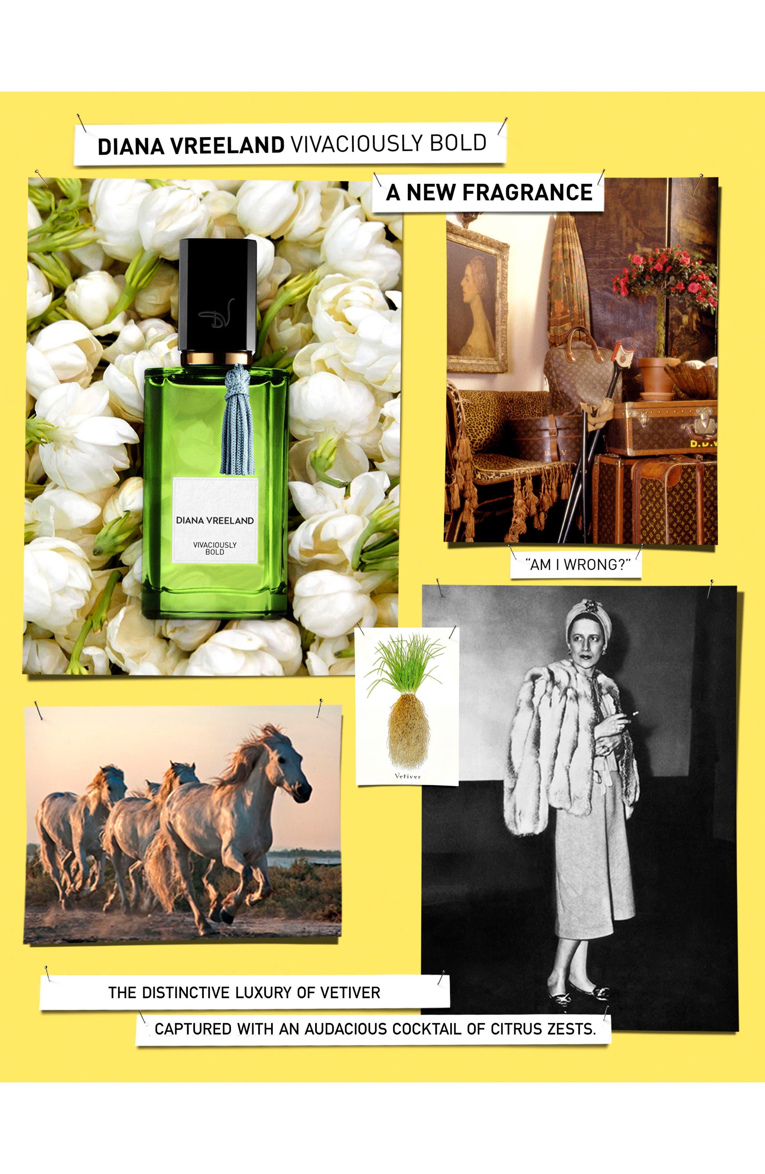 Alternate Image 3  - Diana Vreeland 'Vivaciously Bold' Eau de Parfum
