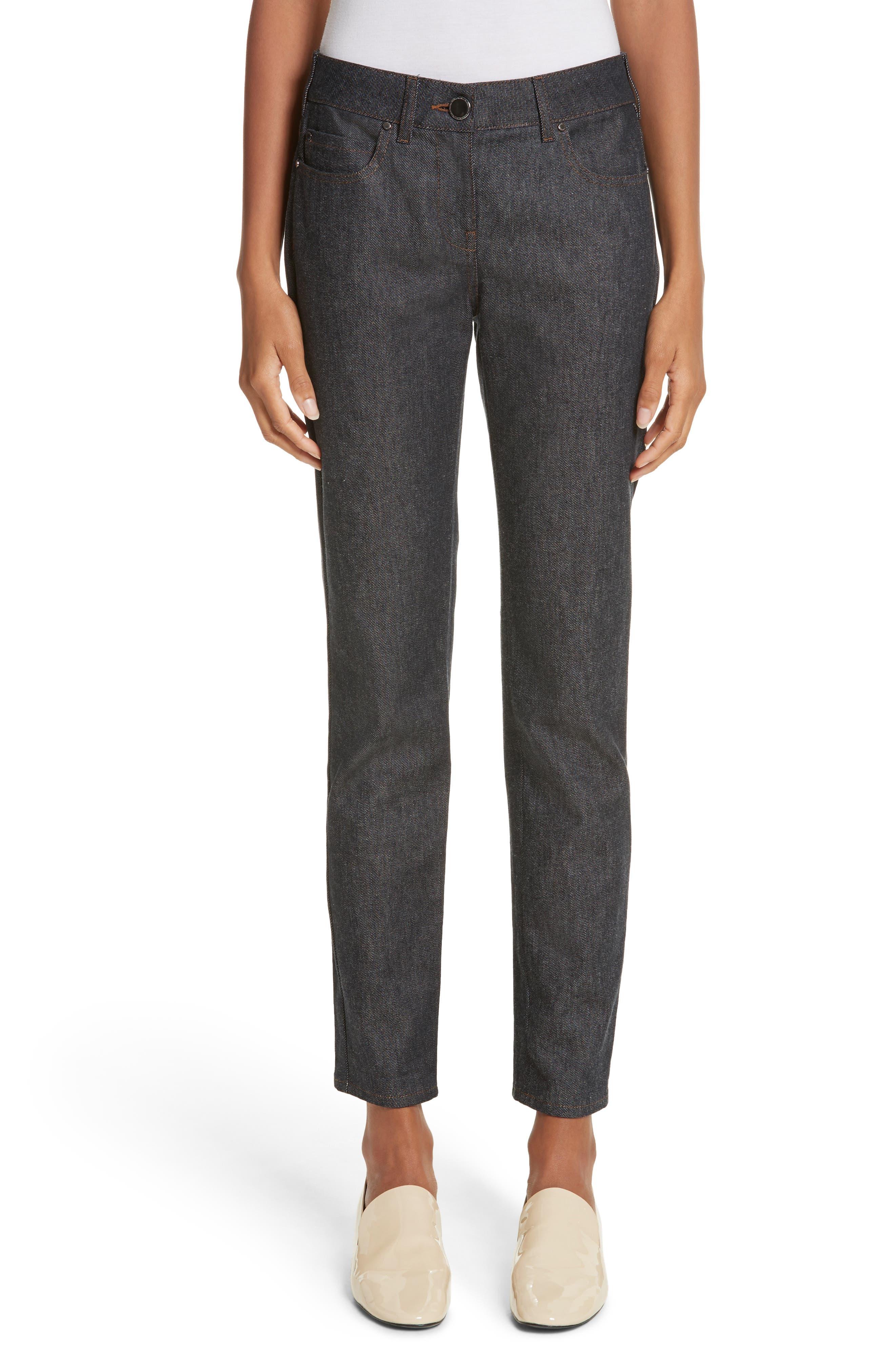 Titta Jeans,                         Main,                         color, Ultramarine