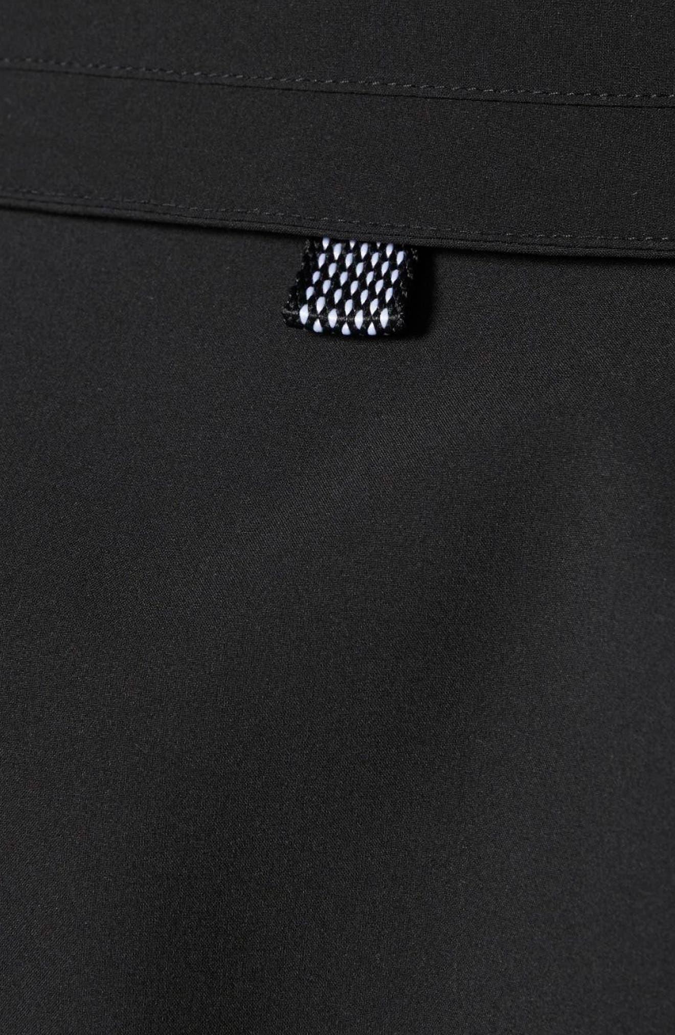 CR8 Coach's Jacket,                             Alternate thumbnail 4, color,                             Black