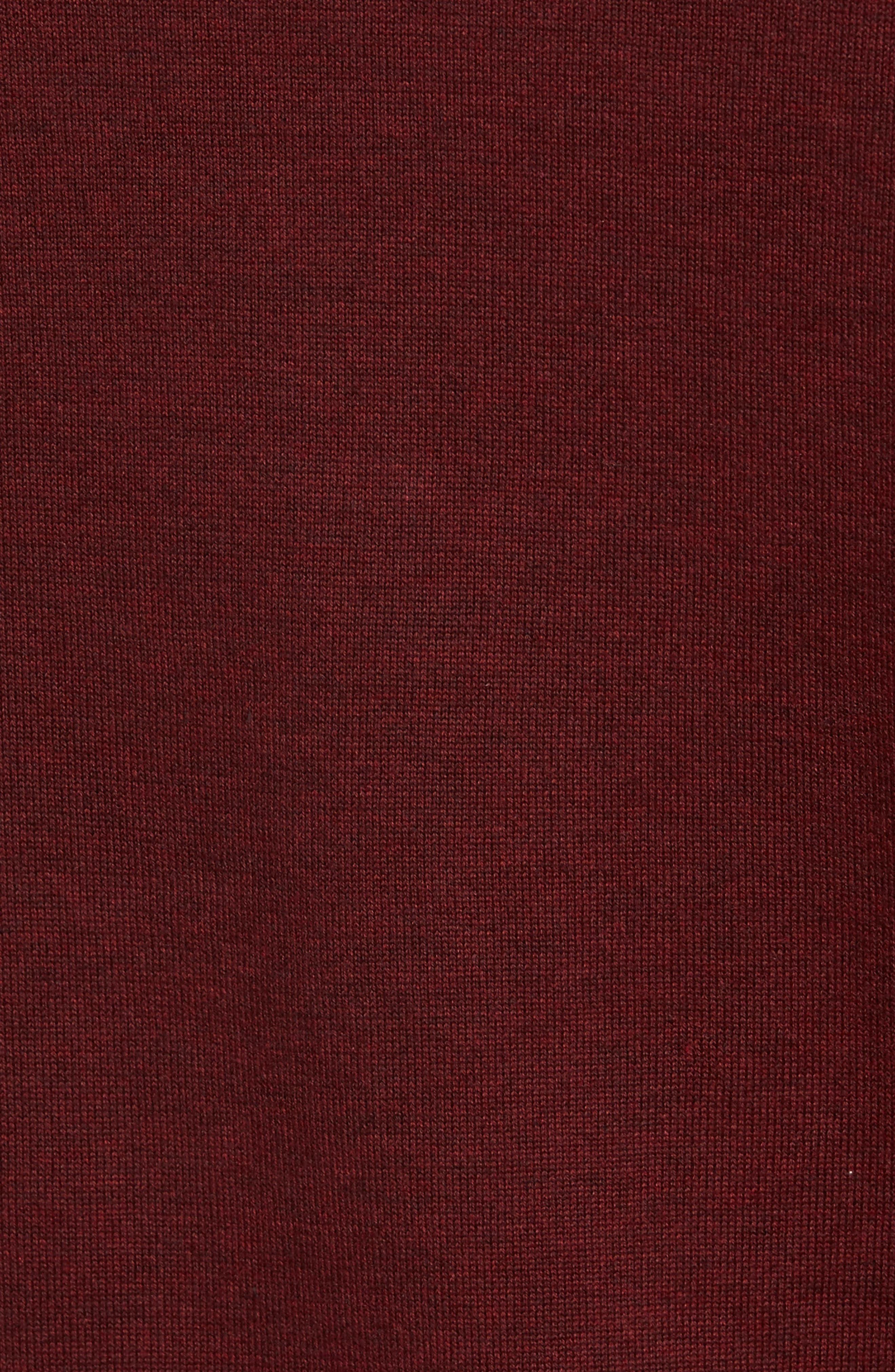 Alternate Image 5  - Lacoste Jersey Knit Crewneck Sweater