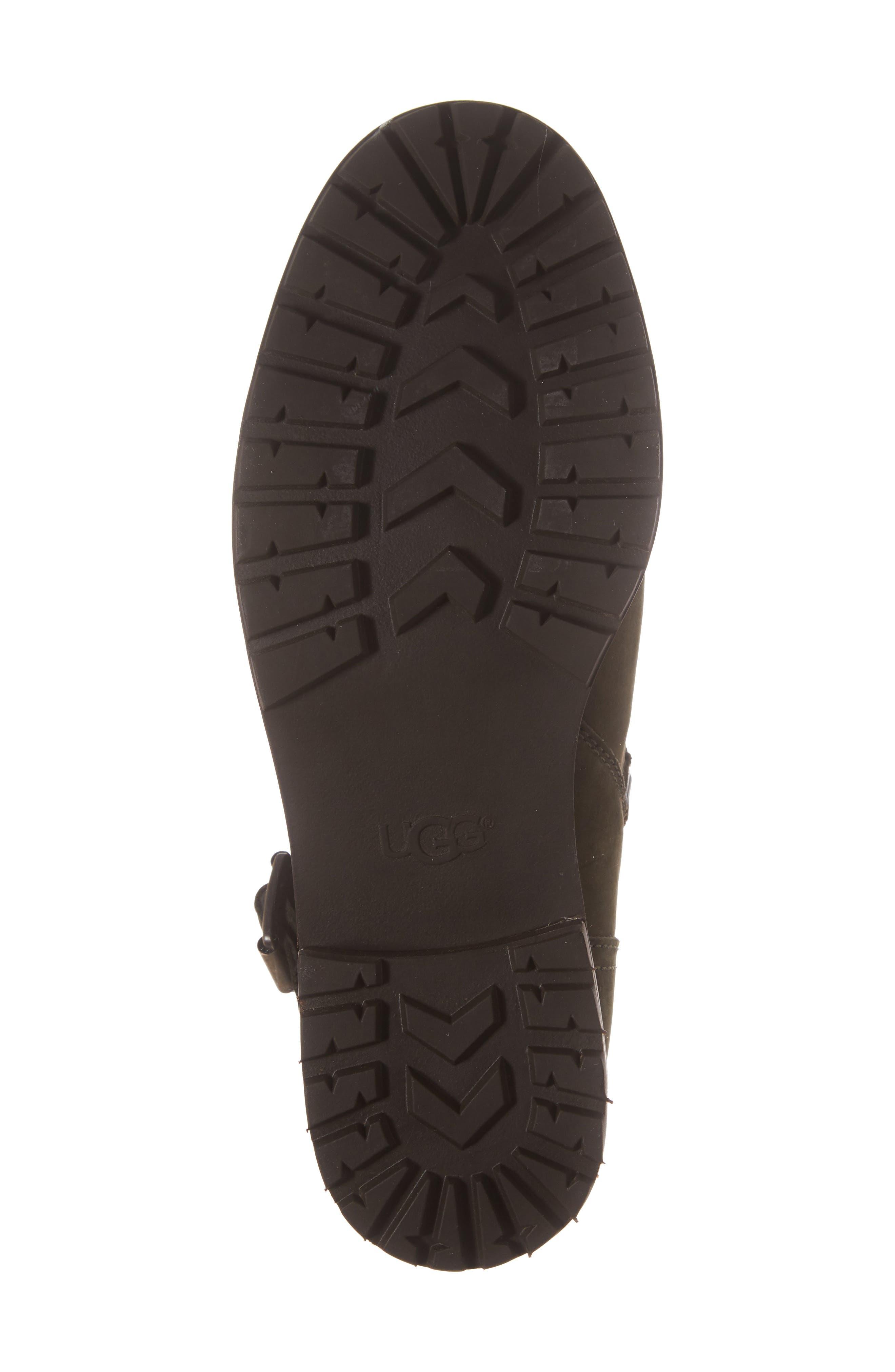Alternate Image 6  - UGG® Niels Water Resistant Genuine Shearling Boot (Women)