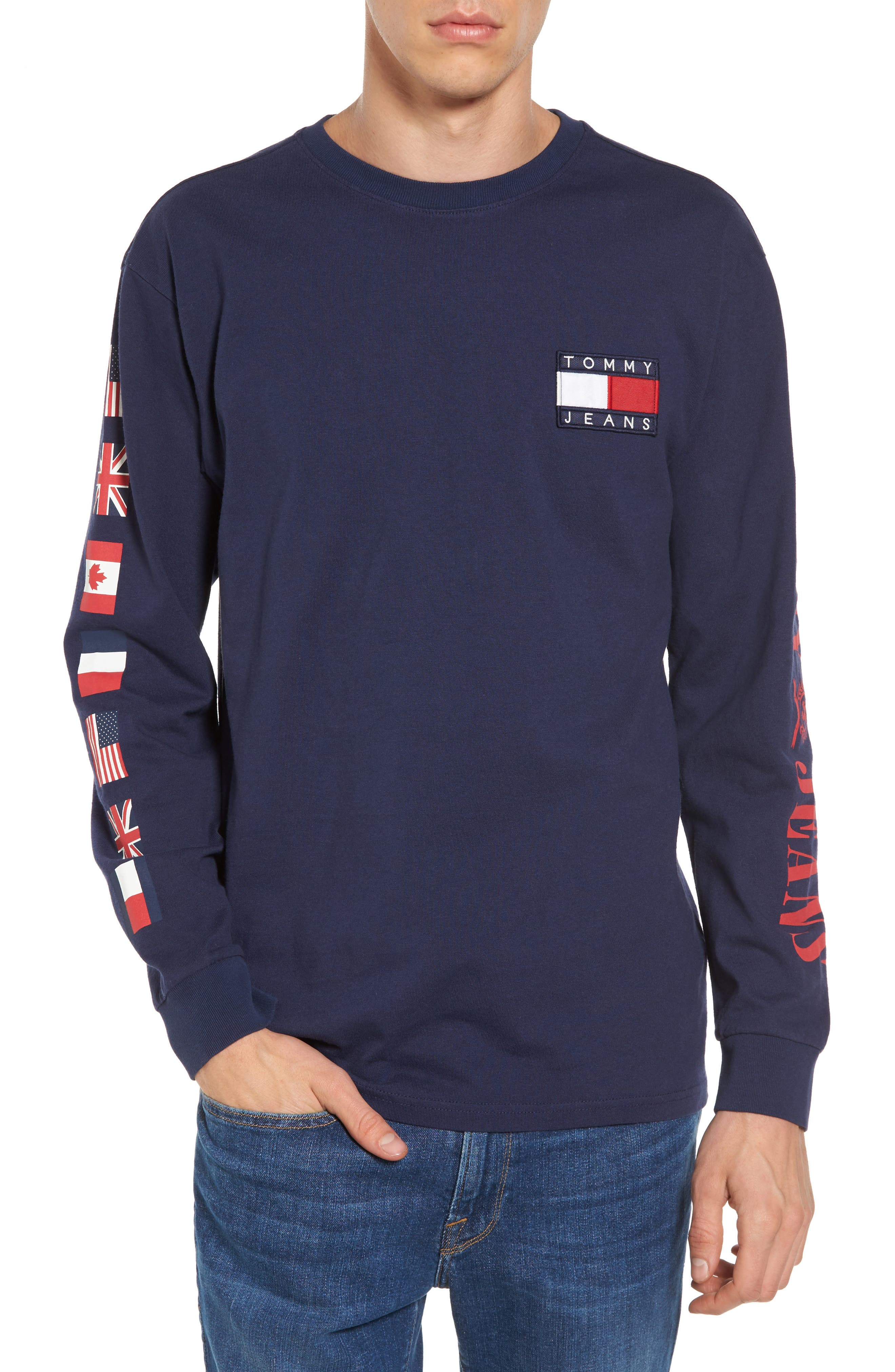 Tommy Hilfiger 90s Long Sleeve T-Shirt