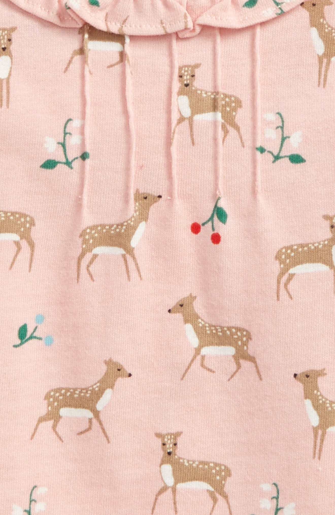Pretty Tee,                             Alternate thumbnail 3, color,                             Provence Dusty Pink Baby Fawn