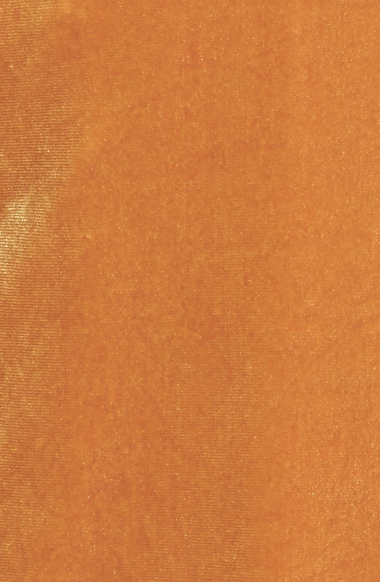 Alternate Image 5  - MISA Los Angeles Desma Velvet Wrap Minidress