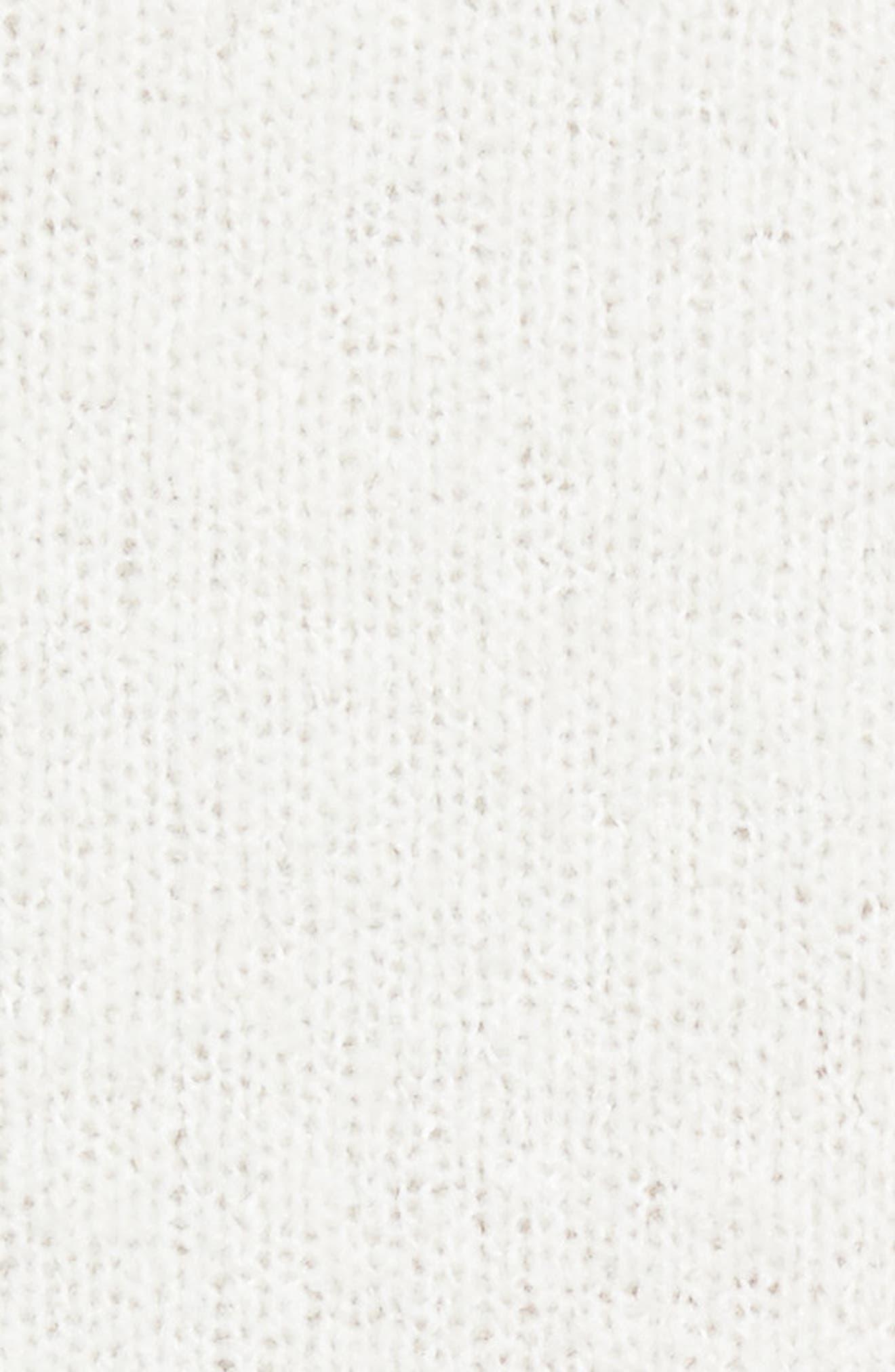 Alternate Image 5  - James Perse Brushed Cashmere Sweatpants