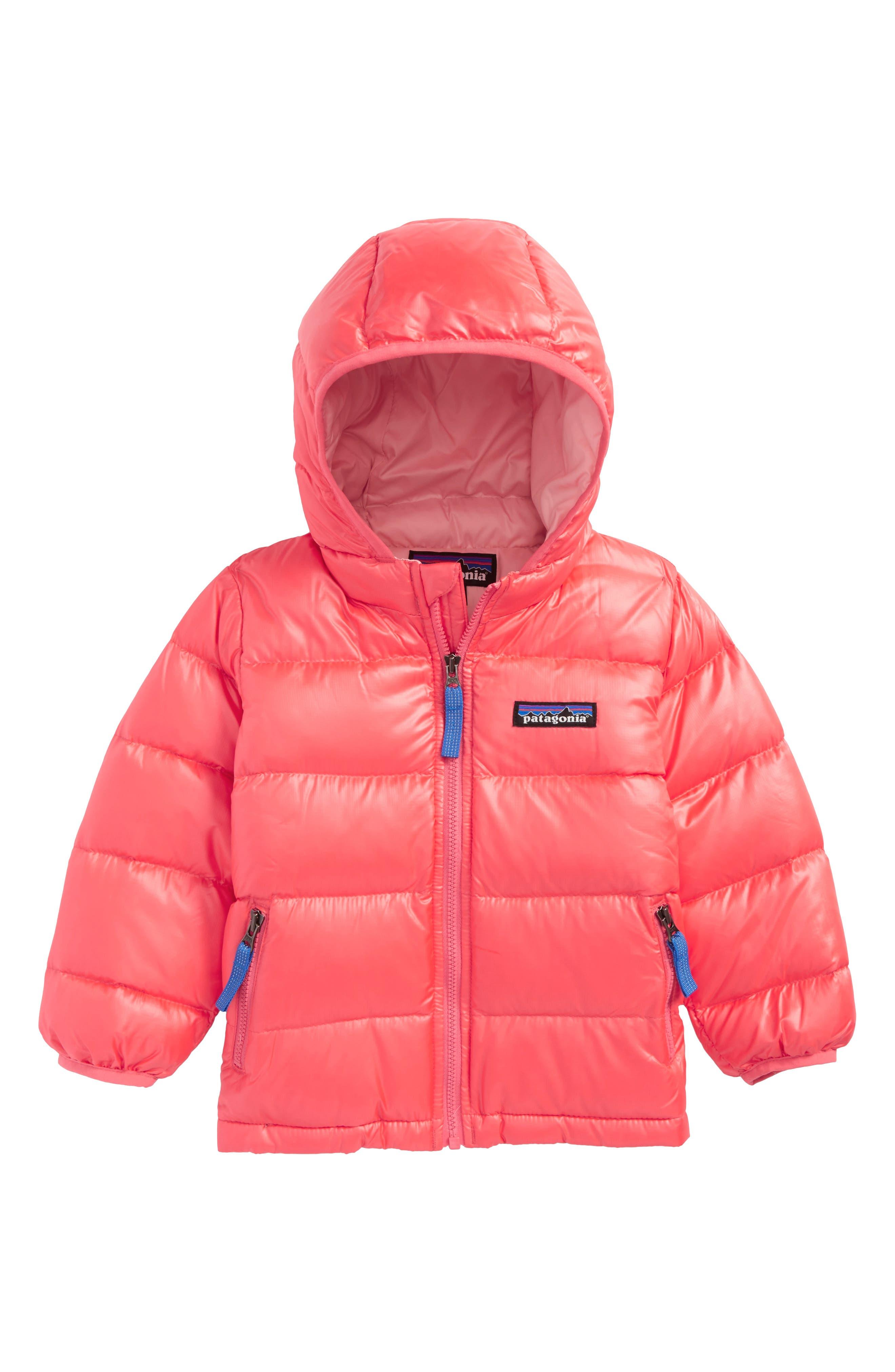 Patagonia Hooded Down Jacket (Baby Girls)