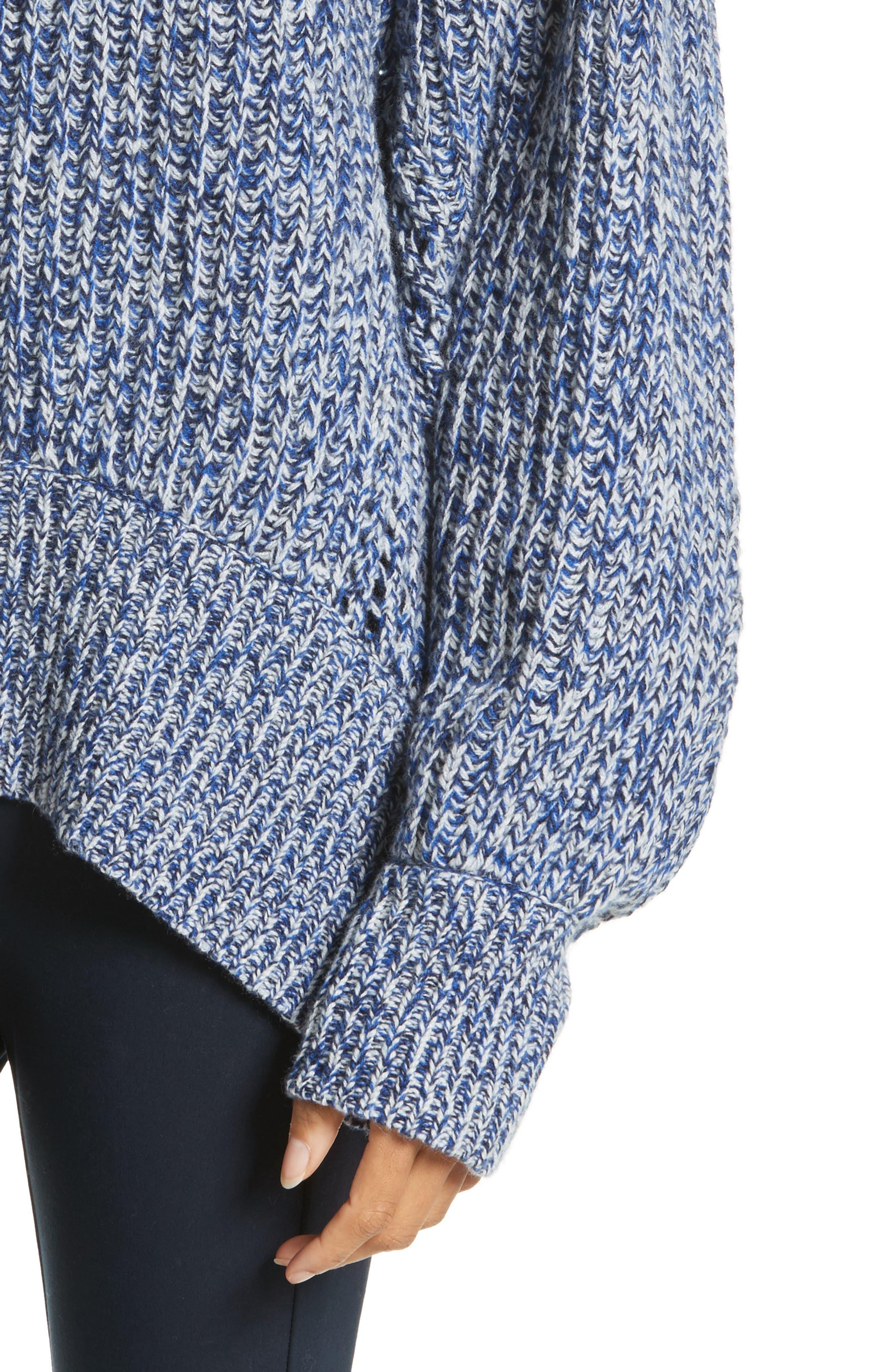 Alternate Image 4  - rag & bone Athena Cashmere Pullover