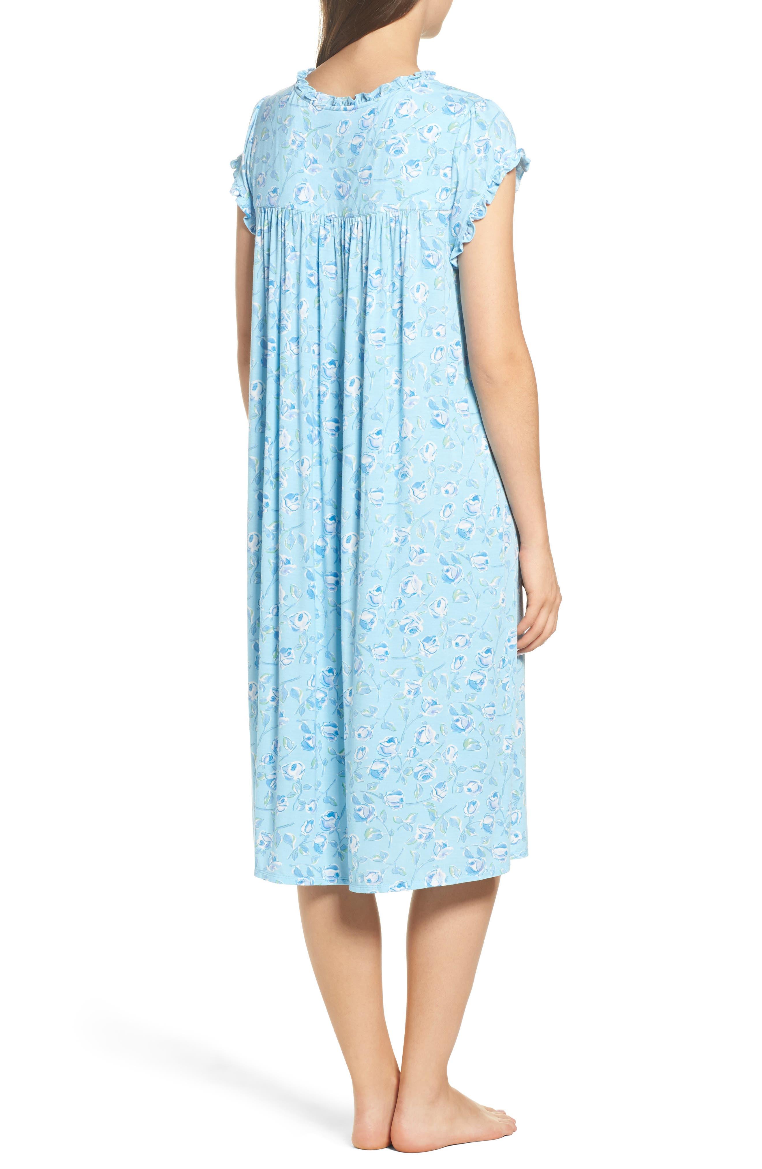 Alternate Image 2  - Eileen West Waltz Nightgown