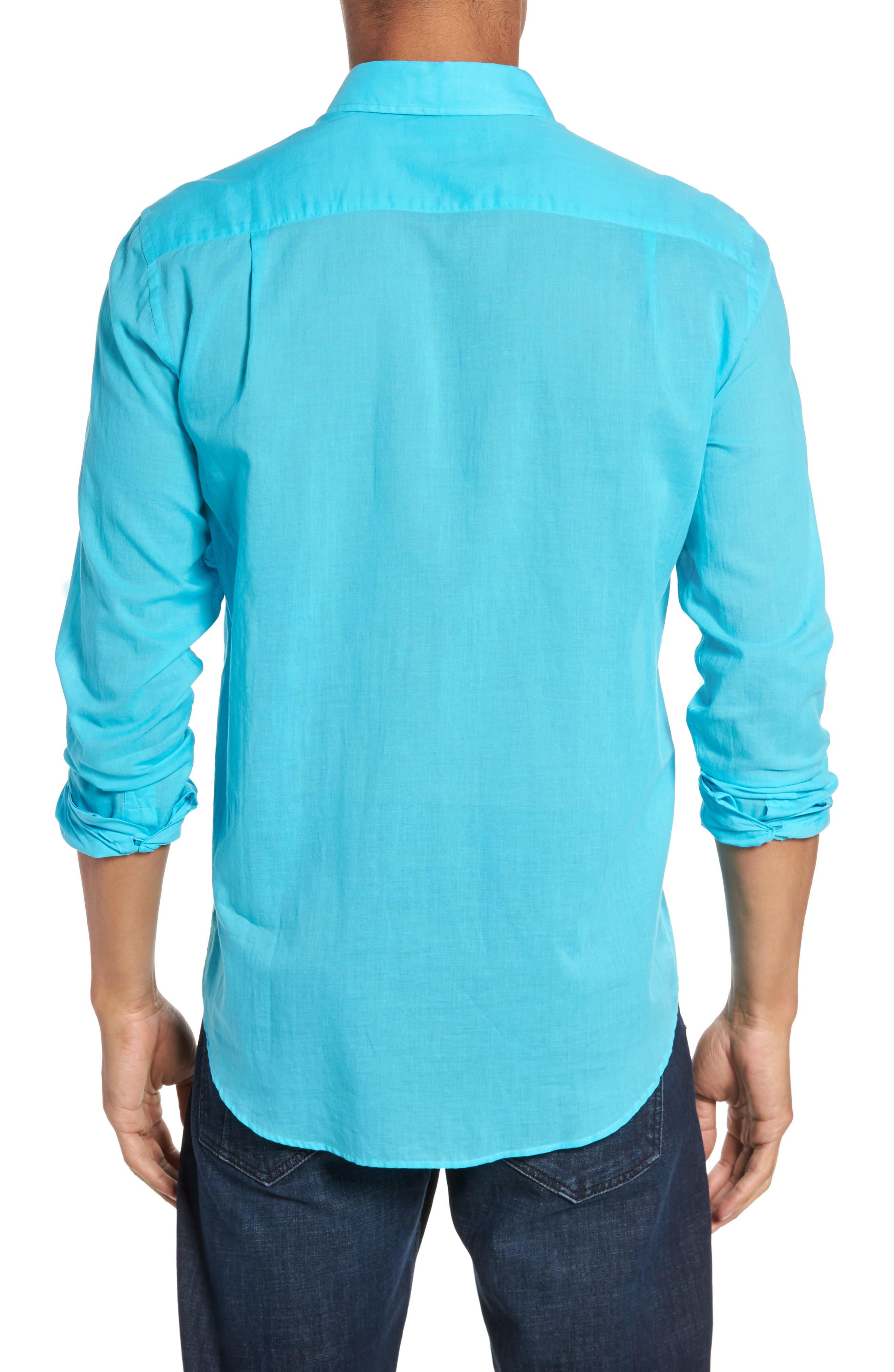 Alternate Image 2  - Vilebrequin Voile Sport Shirt