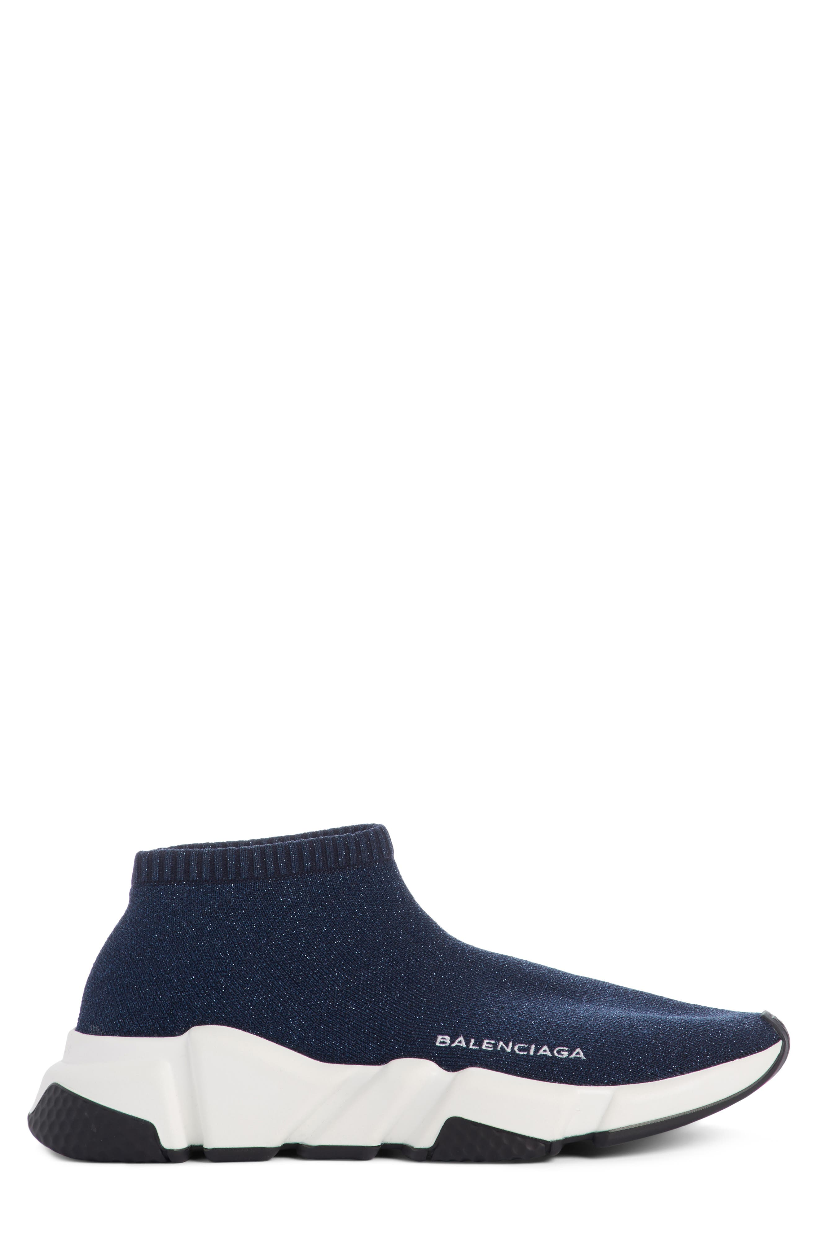 Low Speed Sneaker,                             Alternate thumbnail 3, color,                             Midnight Blue