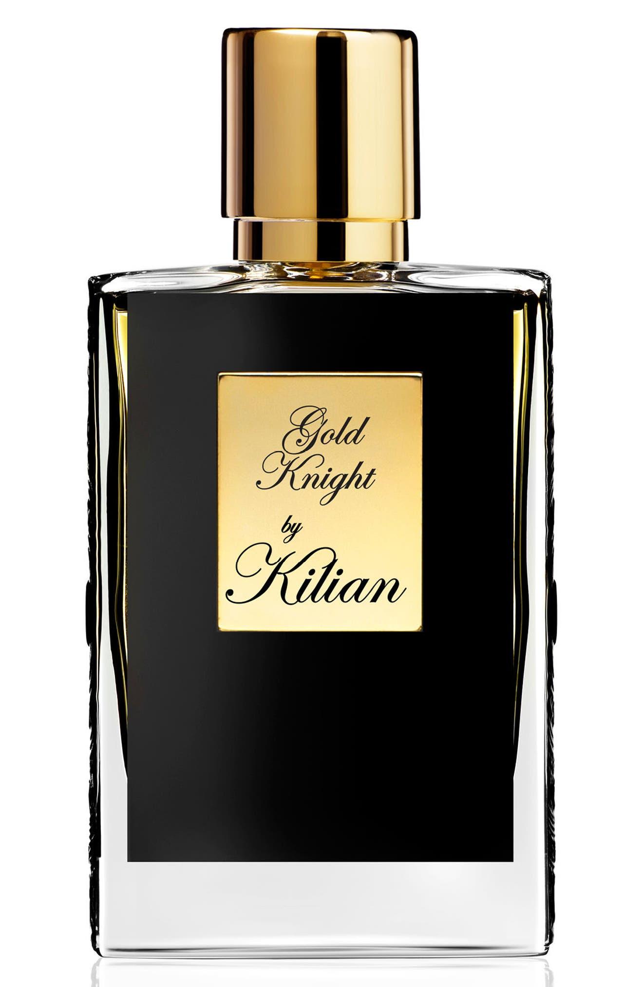 Gold Knight Refillable Spray Collector's Edition,                         Main,                         color, No Color