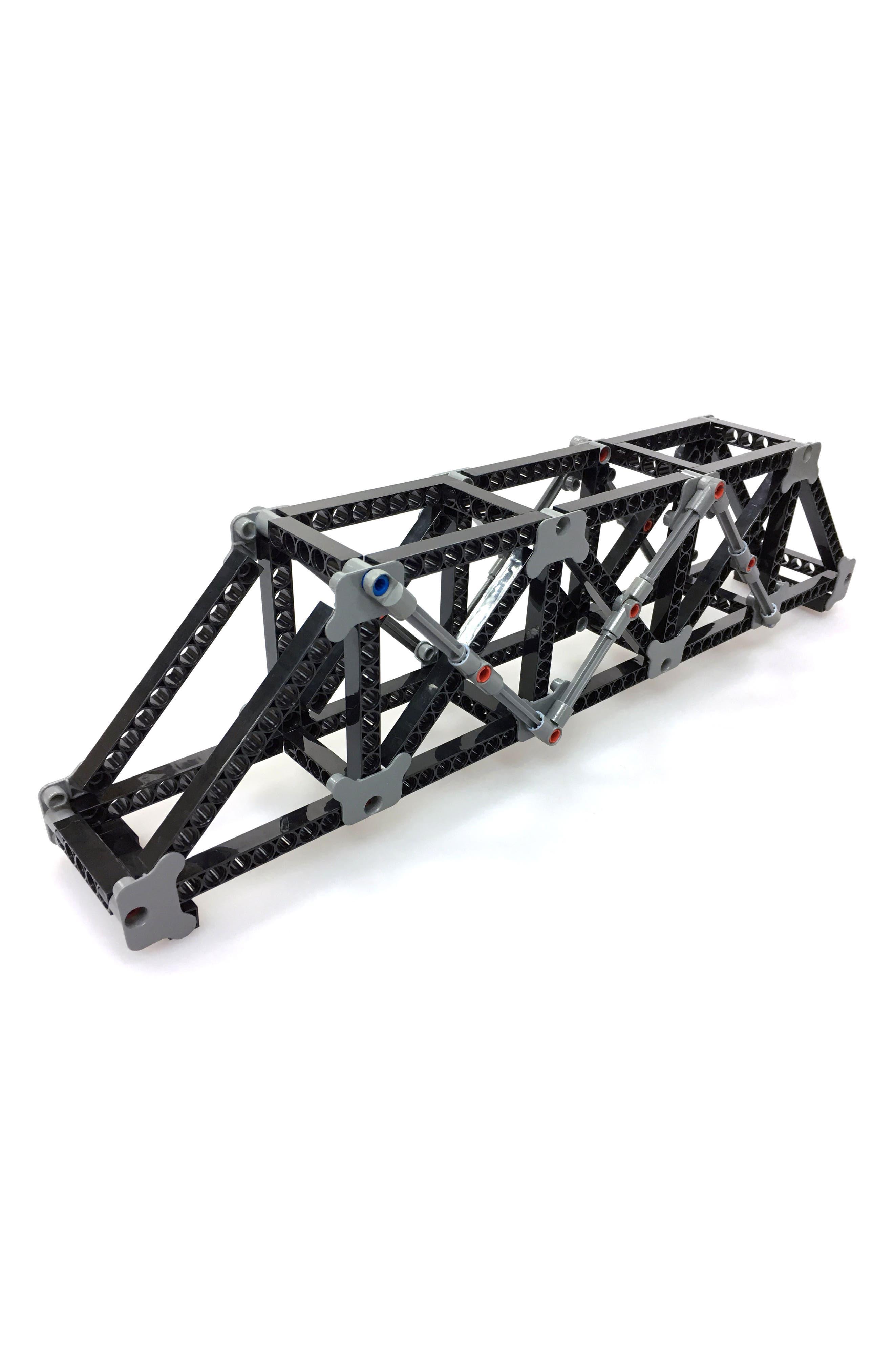 Alternate Image 17  - Thames & Kosmos Structural Engineering 323-Piece Bridges & Skyscrapers Building Kit
